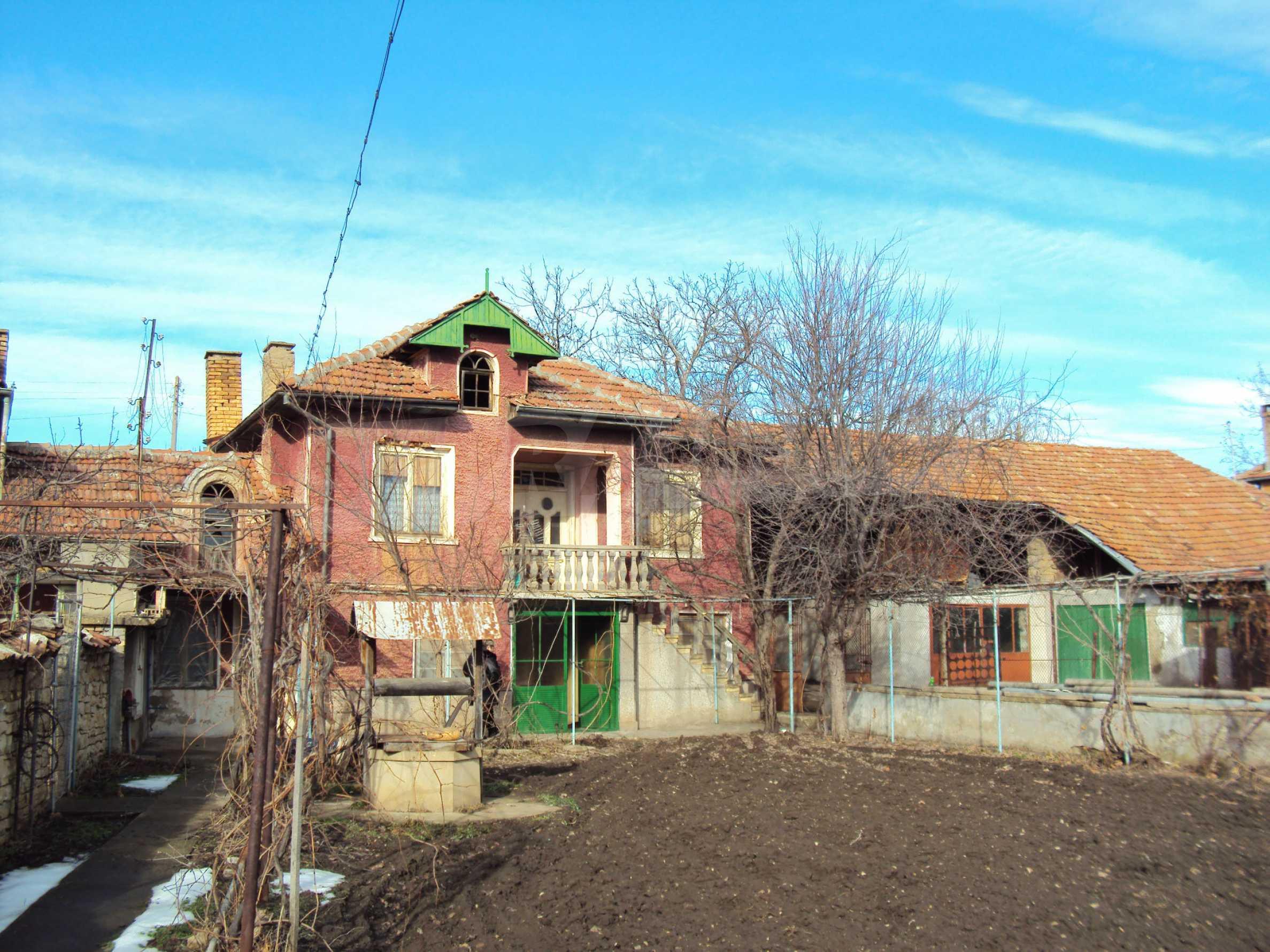 Two-storey house in village close 35 km. from Veliko Tarnovo 1