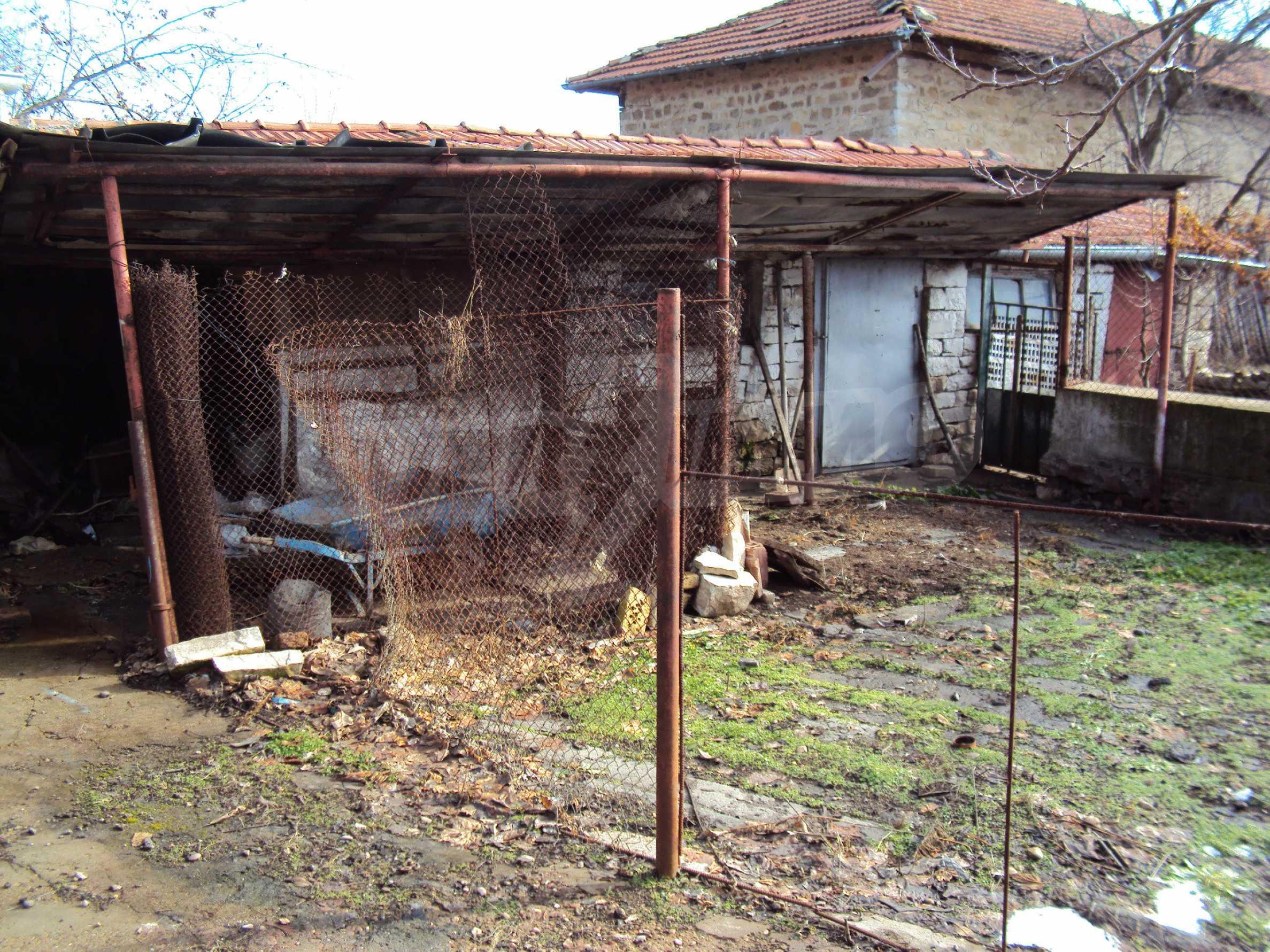 Two-storey house in village close 35 km. from Veliko Tarnovo 19