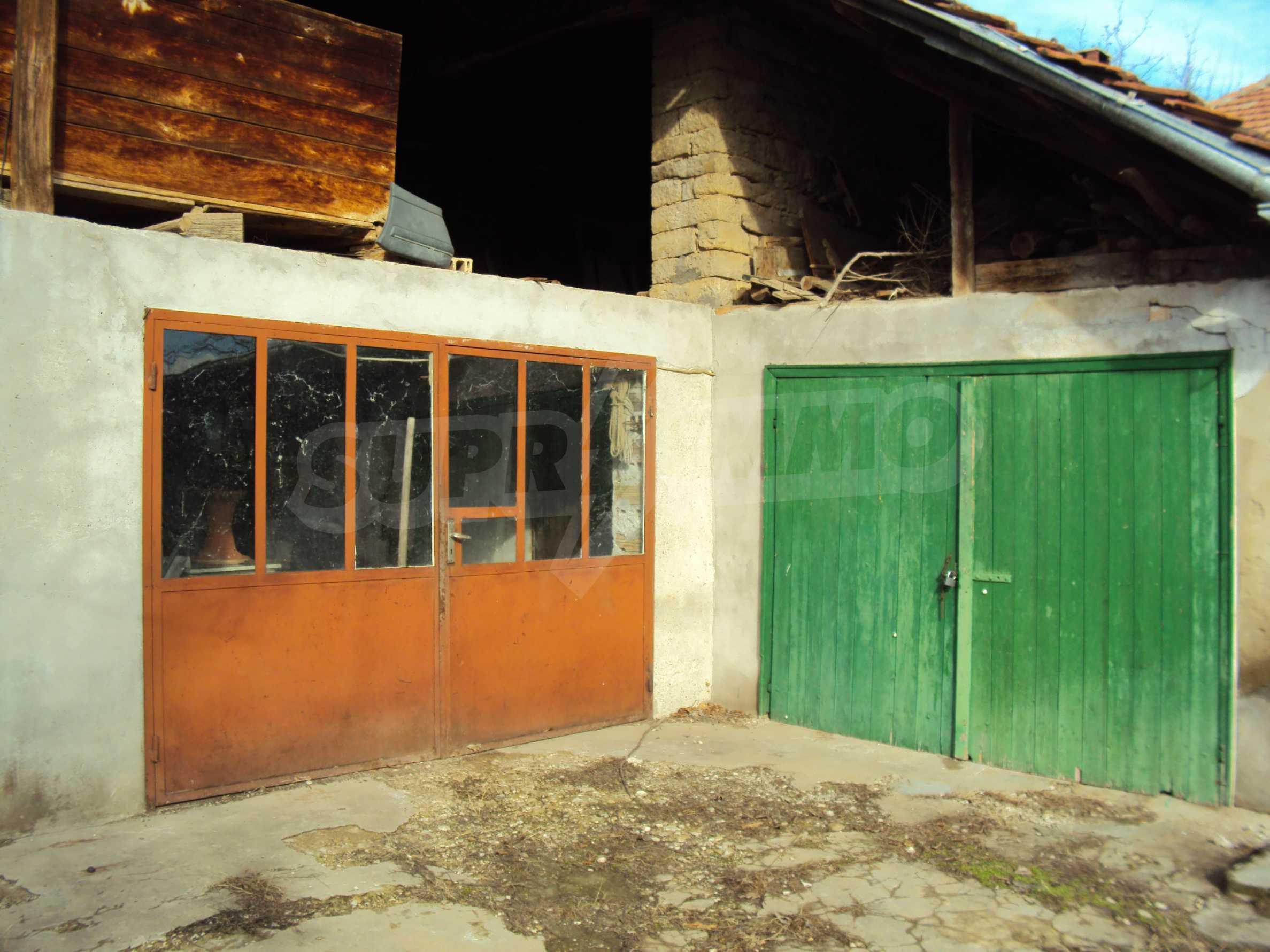 Two-storey house in village close 35 km. from Veliko Tarnovo 20