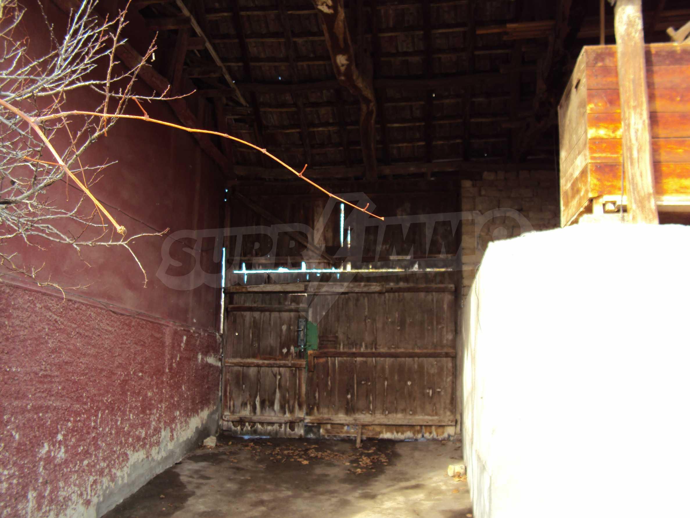 Two-storey house in village close 35 km. from Veliko Tarnovo 21