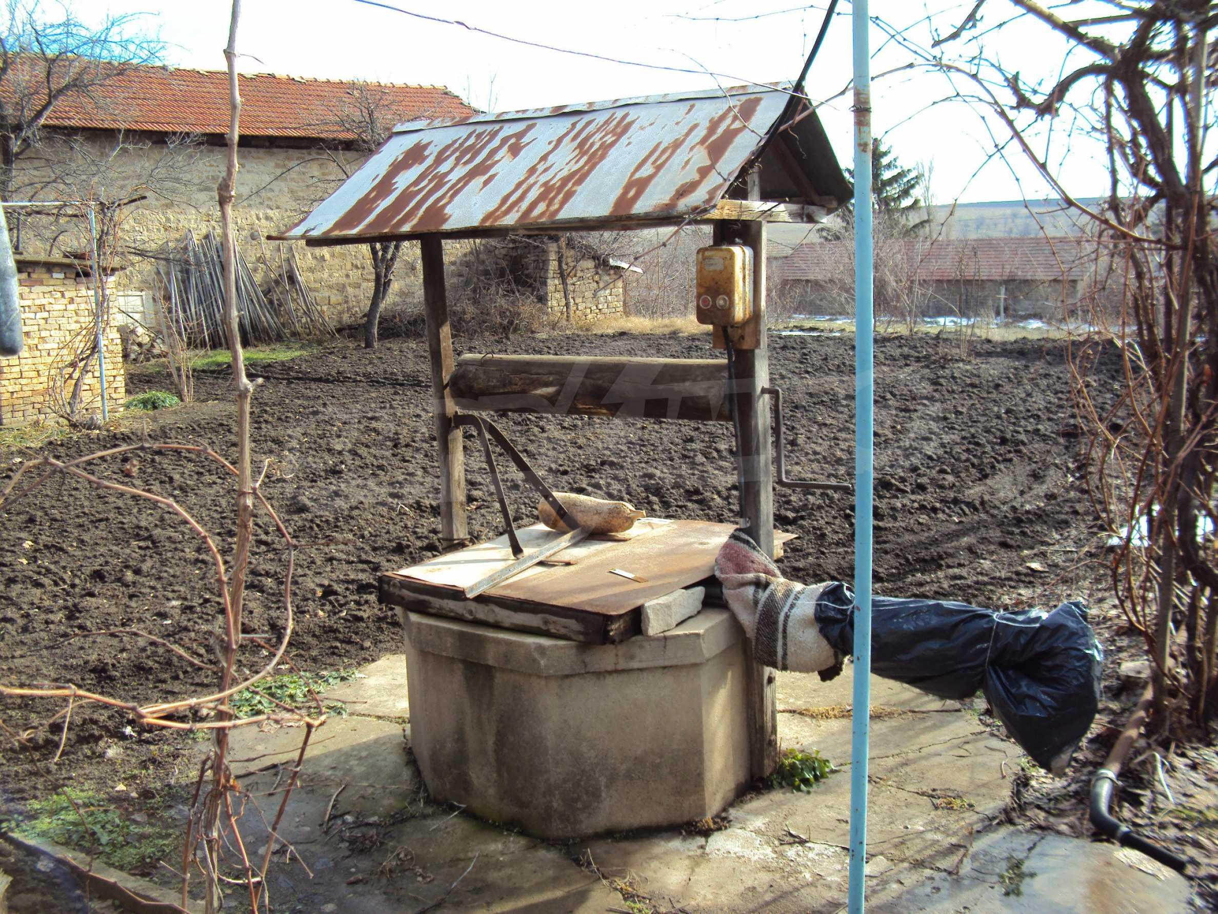 Two-storey house in village close 35 km. from Veliko Tarnovo 25