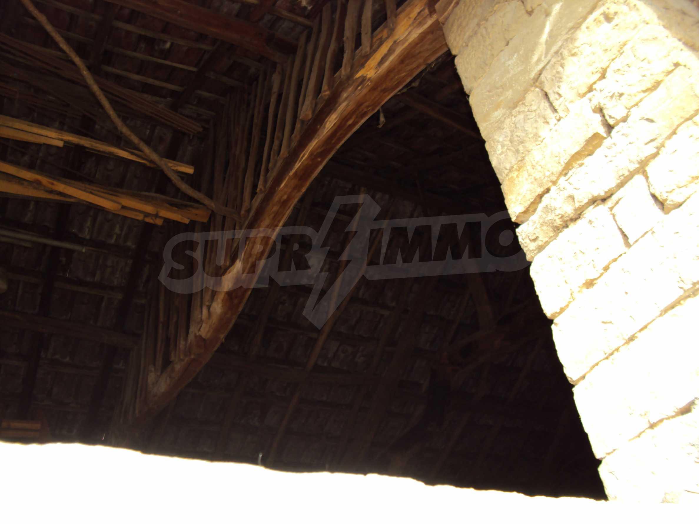 Two-storey house in village close 35 km. from Veliko Tarnovo 29