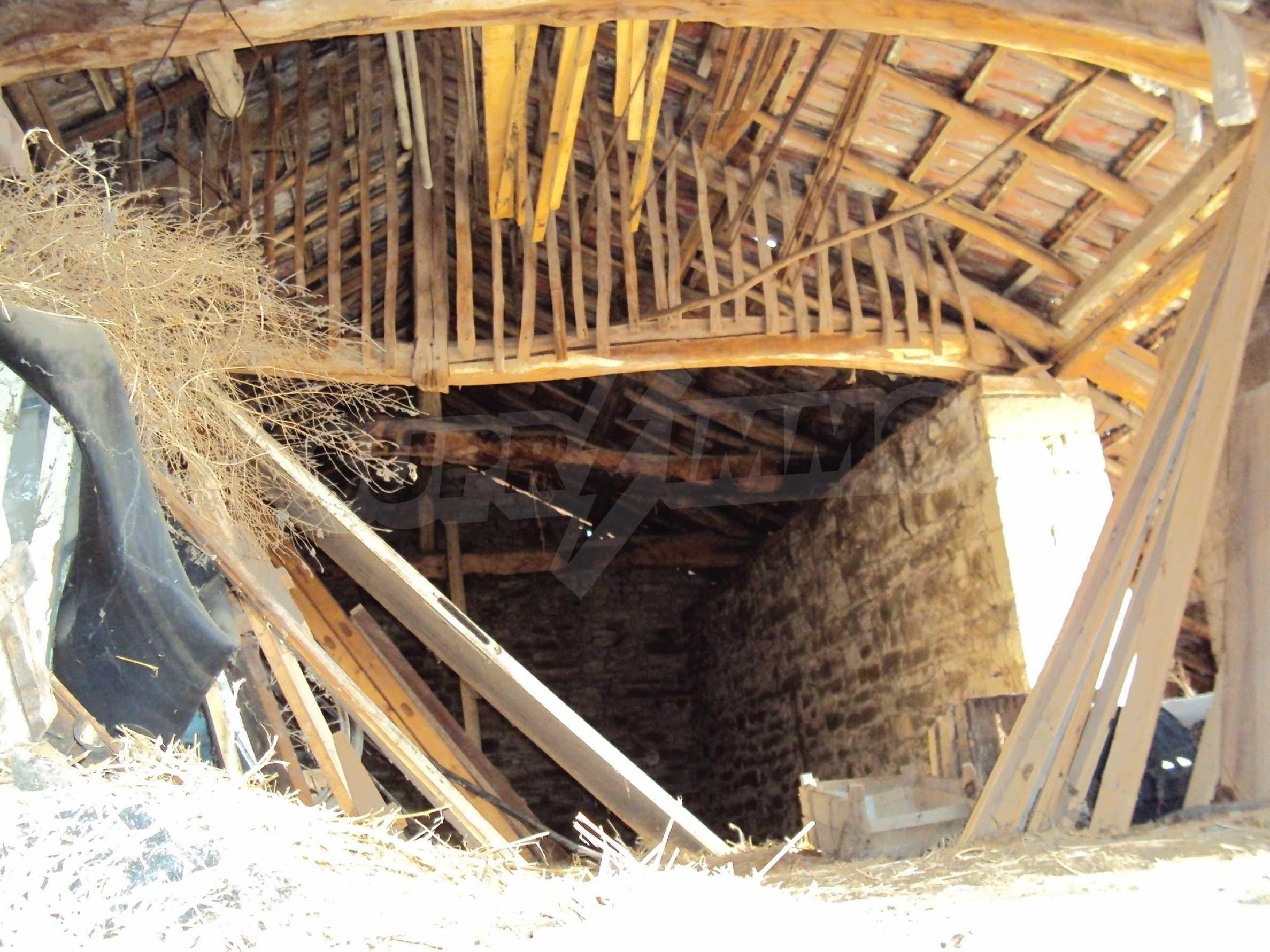 Two-storey house in village close 35 km. from Veliko Tarnovo 30