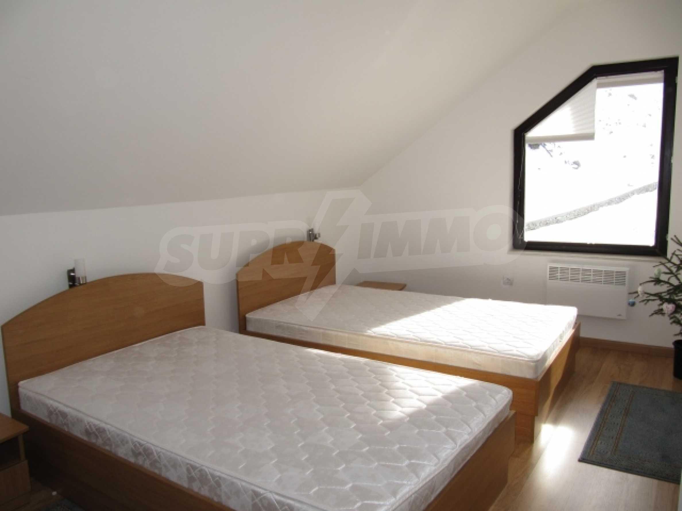 Трехкомнатная квартира на продажу в горнолыжном курорте Пампорово 13