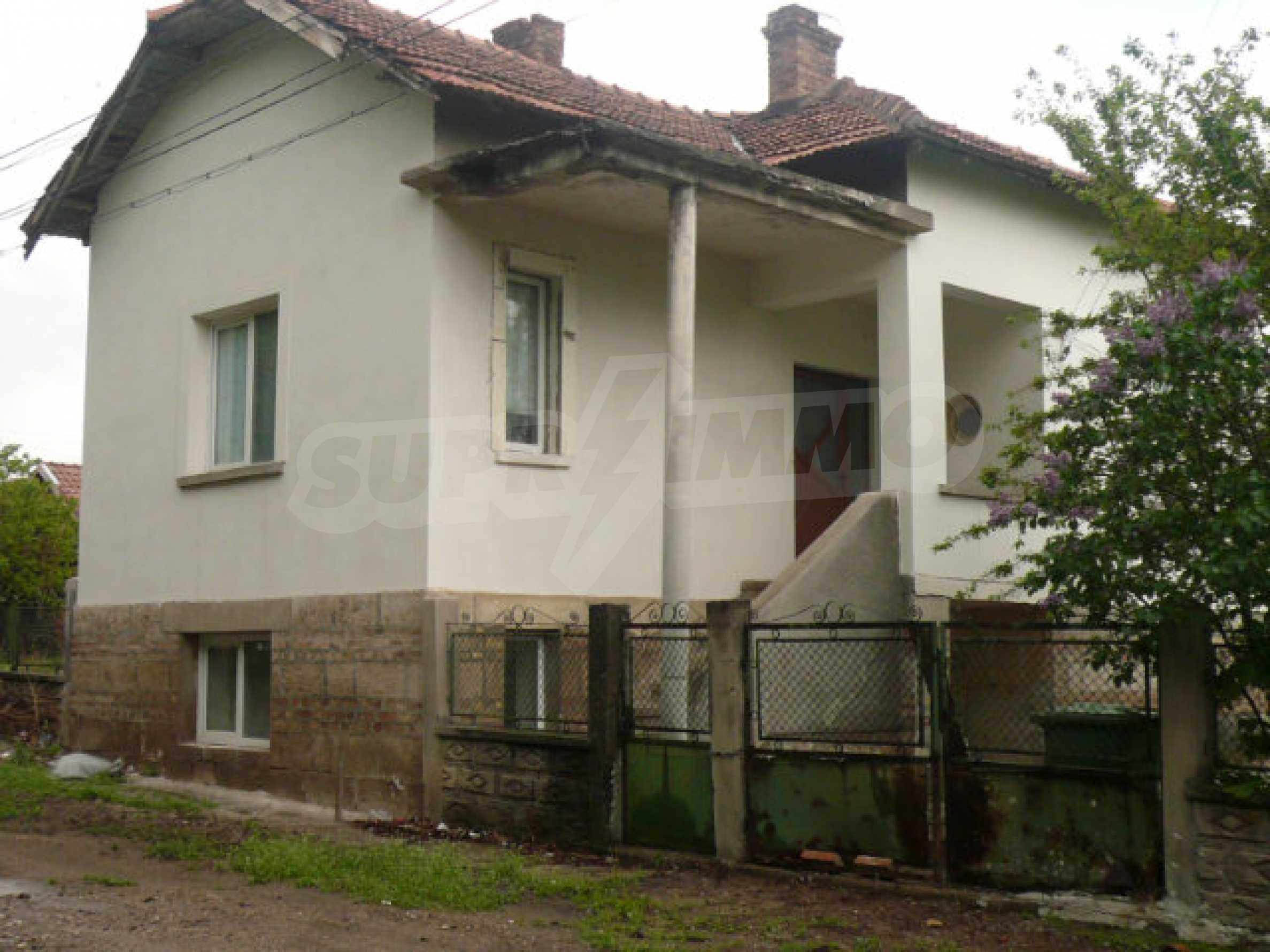 Haus in der Nähe von Vidin
