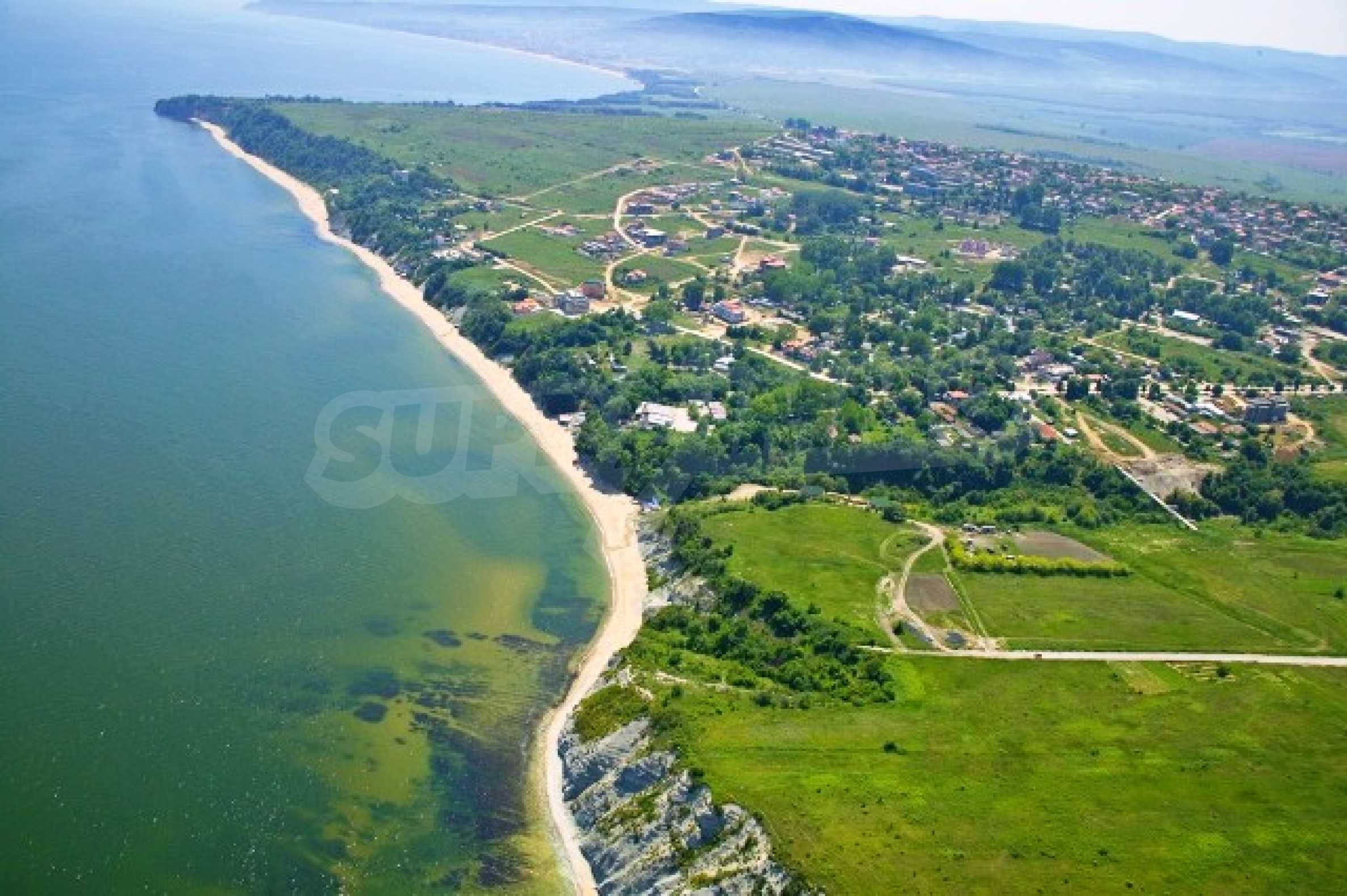 Absolute-waterfront plot of land for sale in Byala with project Biala diamond