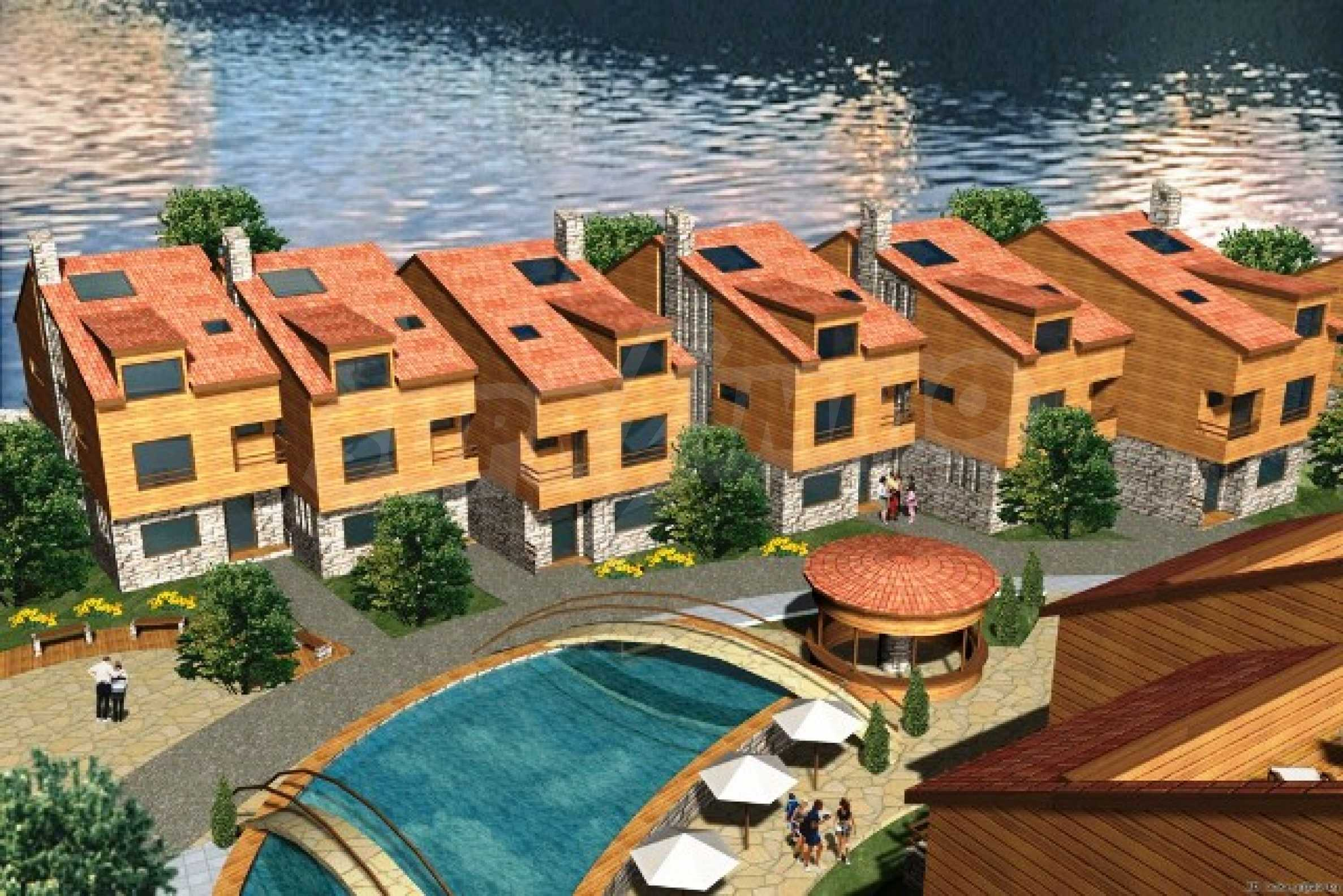 Absolute-waterfront plot of land for sale in Byala with project Biala diamond 15