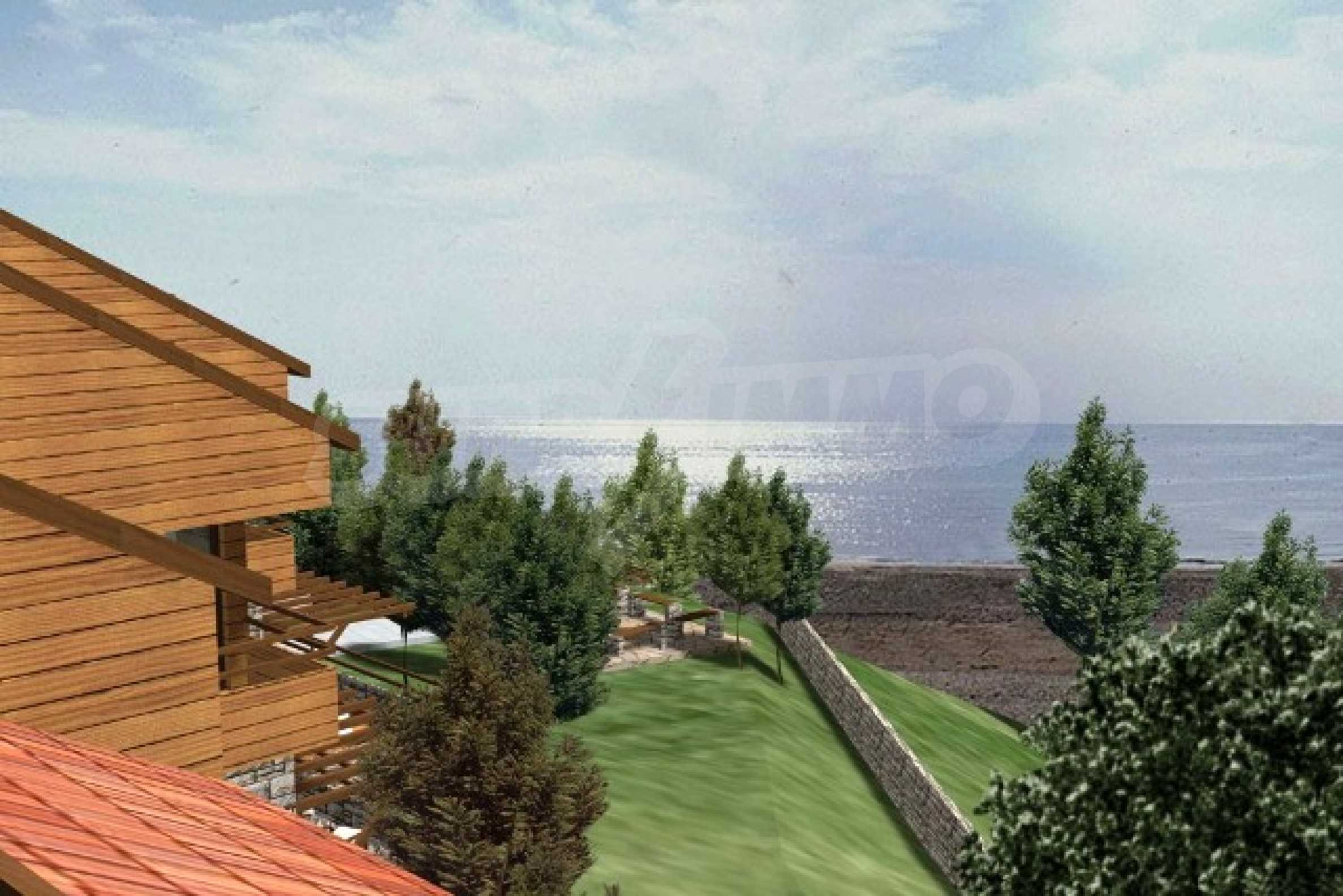 Absolute-waterfront plot of land for sale in Byala with project Biala diamond 19