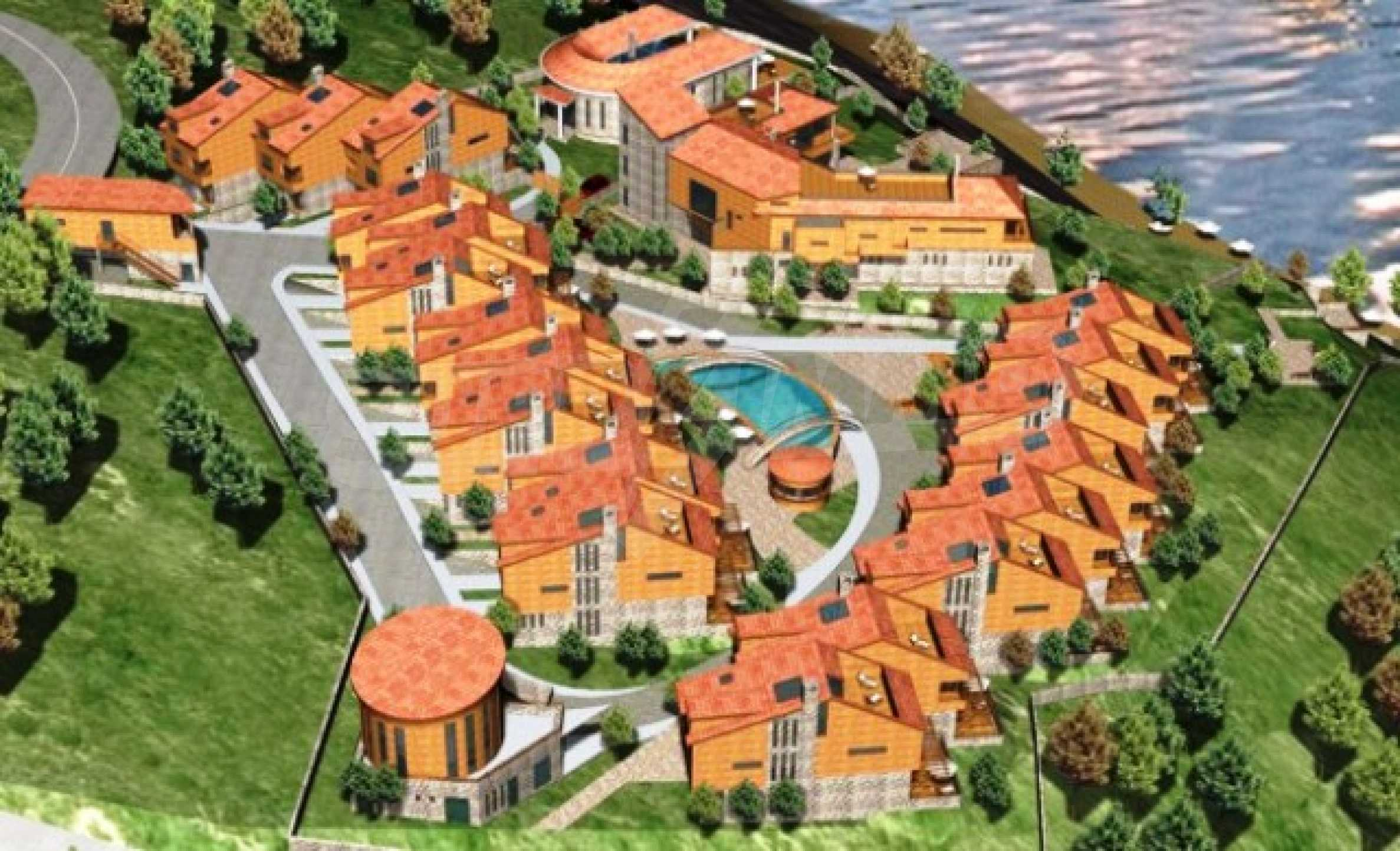 Absolute-waterfront plot of land for sale in Byala with project Biala diamond 21