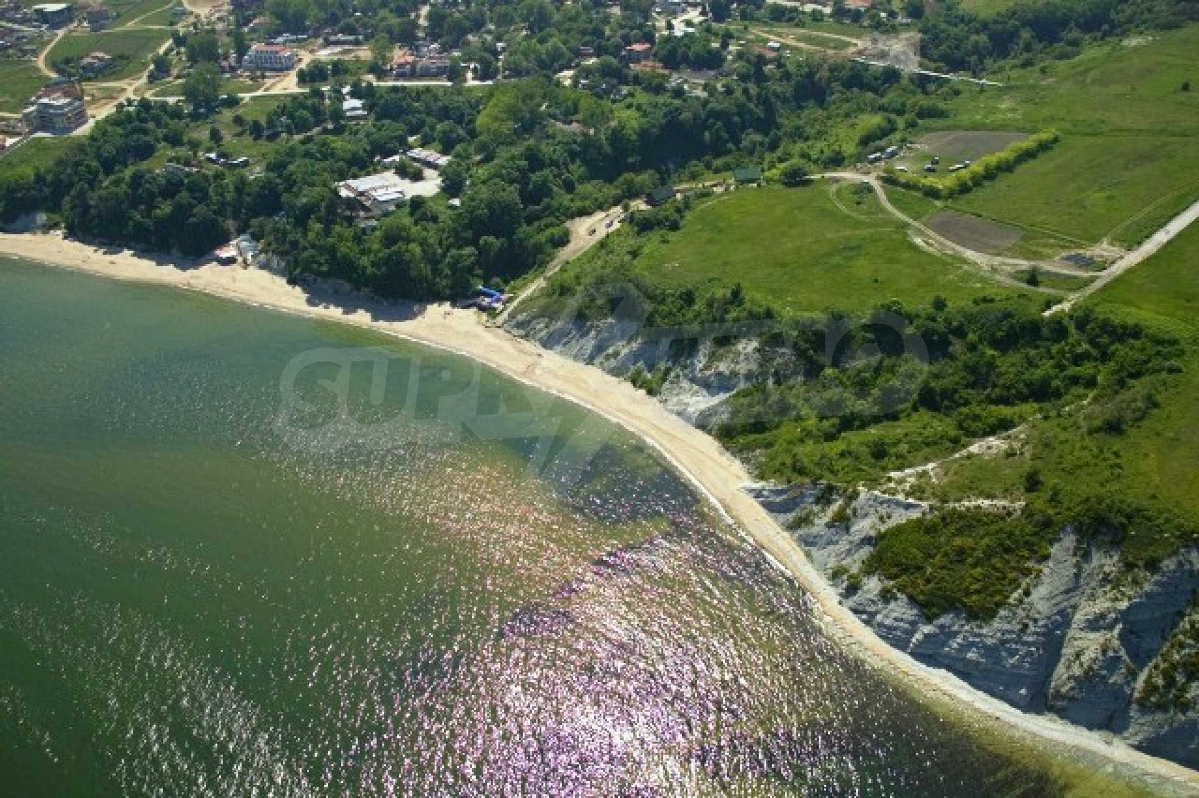 Absolute-waterfront plot of land for sale in Byala with project Biala diamond 3