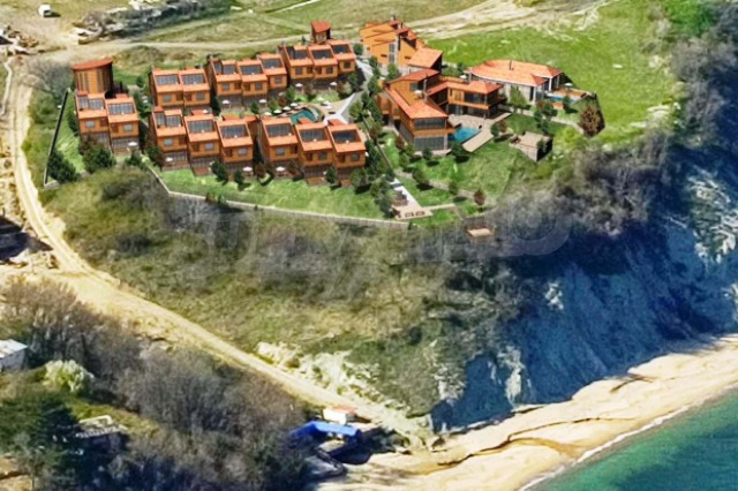 Absolute-waterfront plot of land for sale in Byala with project Biala diamond 8