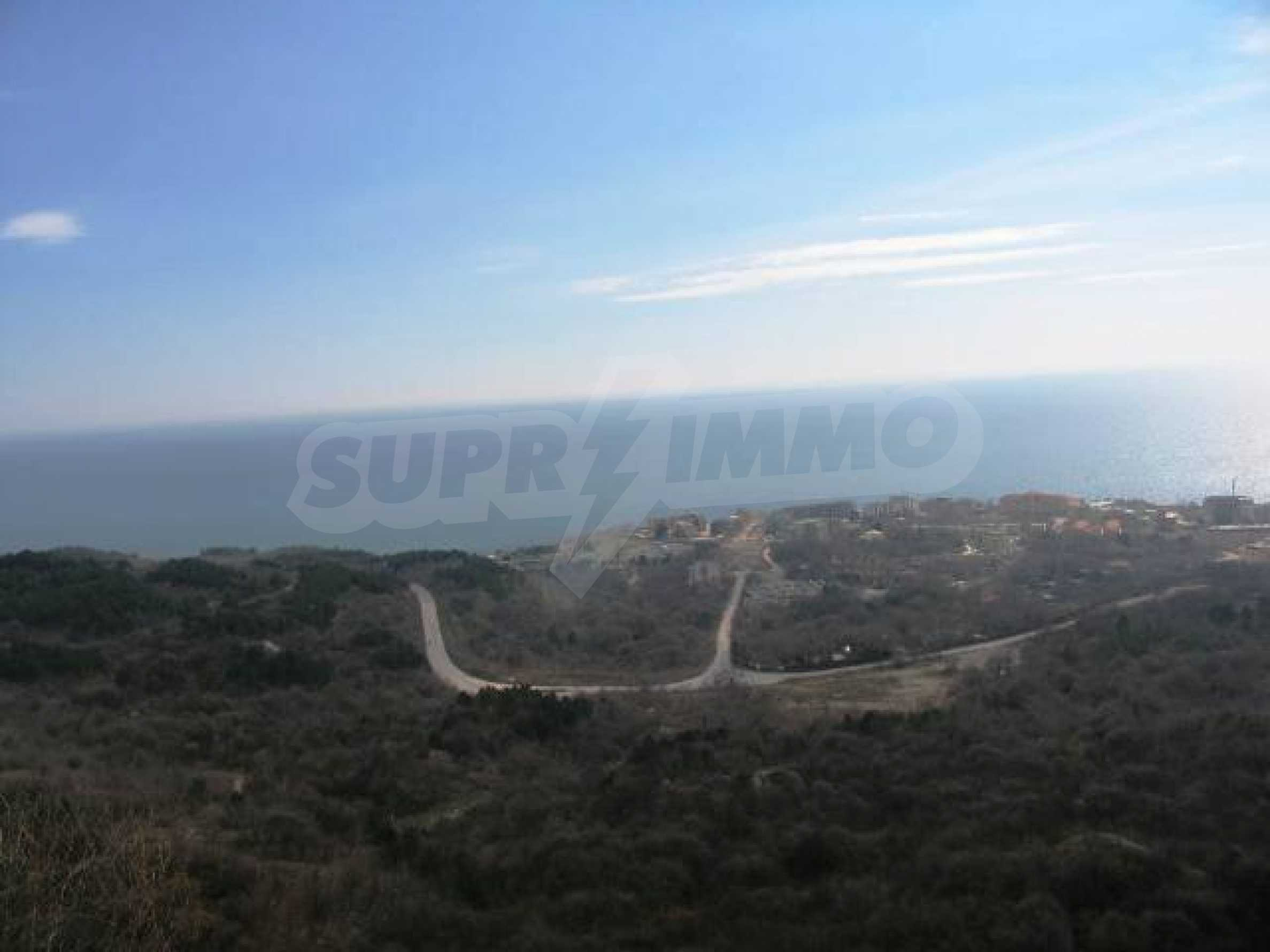 Front-line plot for sale in Bulgarian golf riviera, Topola village 11