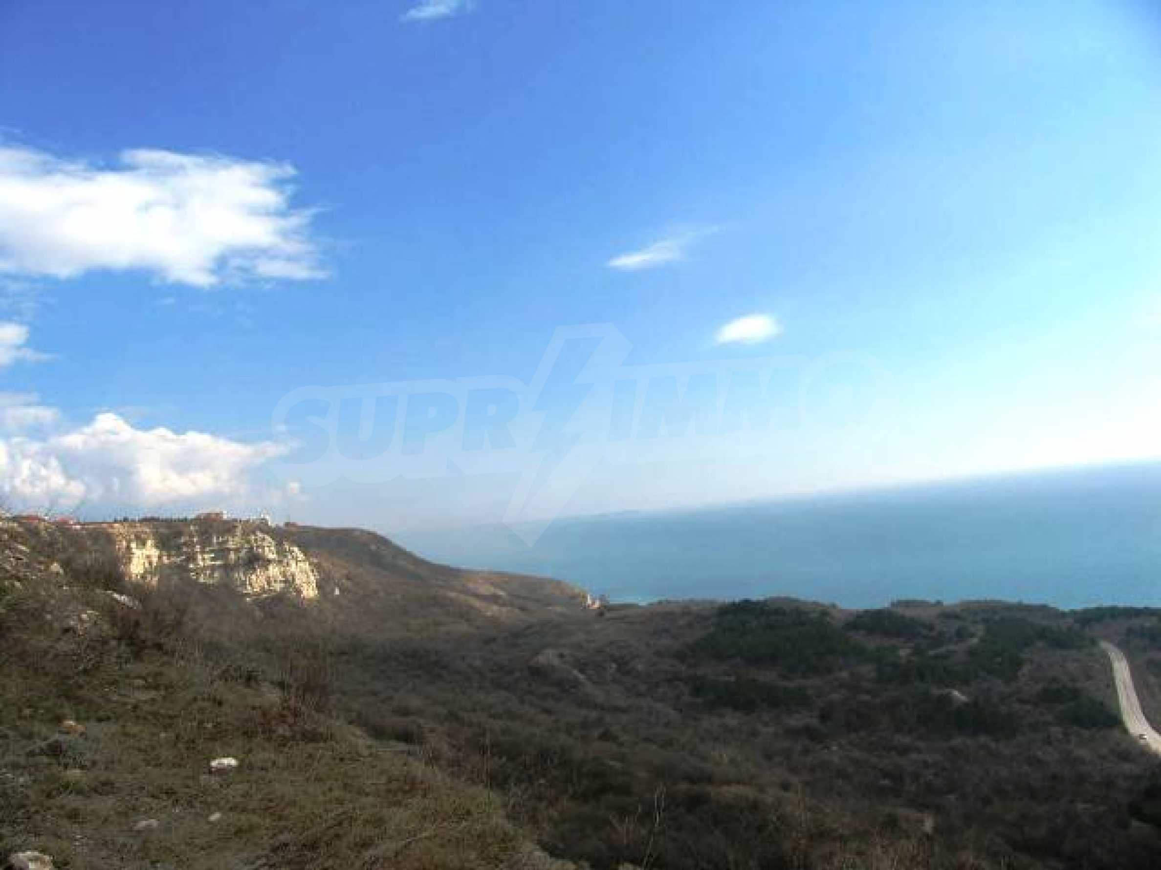 Front-line plot for sale in Bulgarian golf riviera, Topola village 12