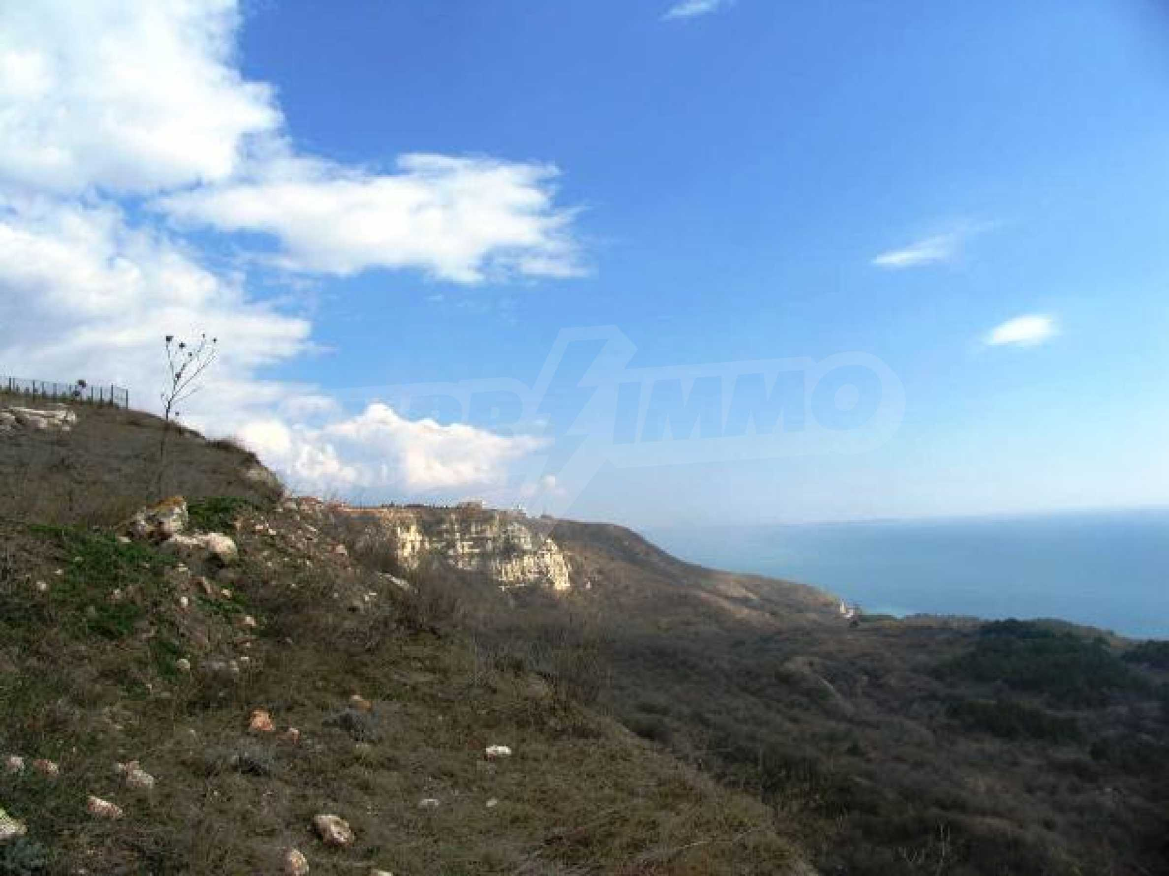 Front-line plot for sale in Bulgarian golf riviera, Topola village 13