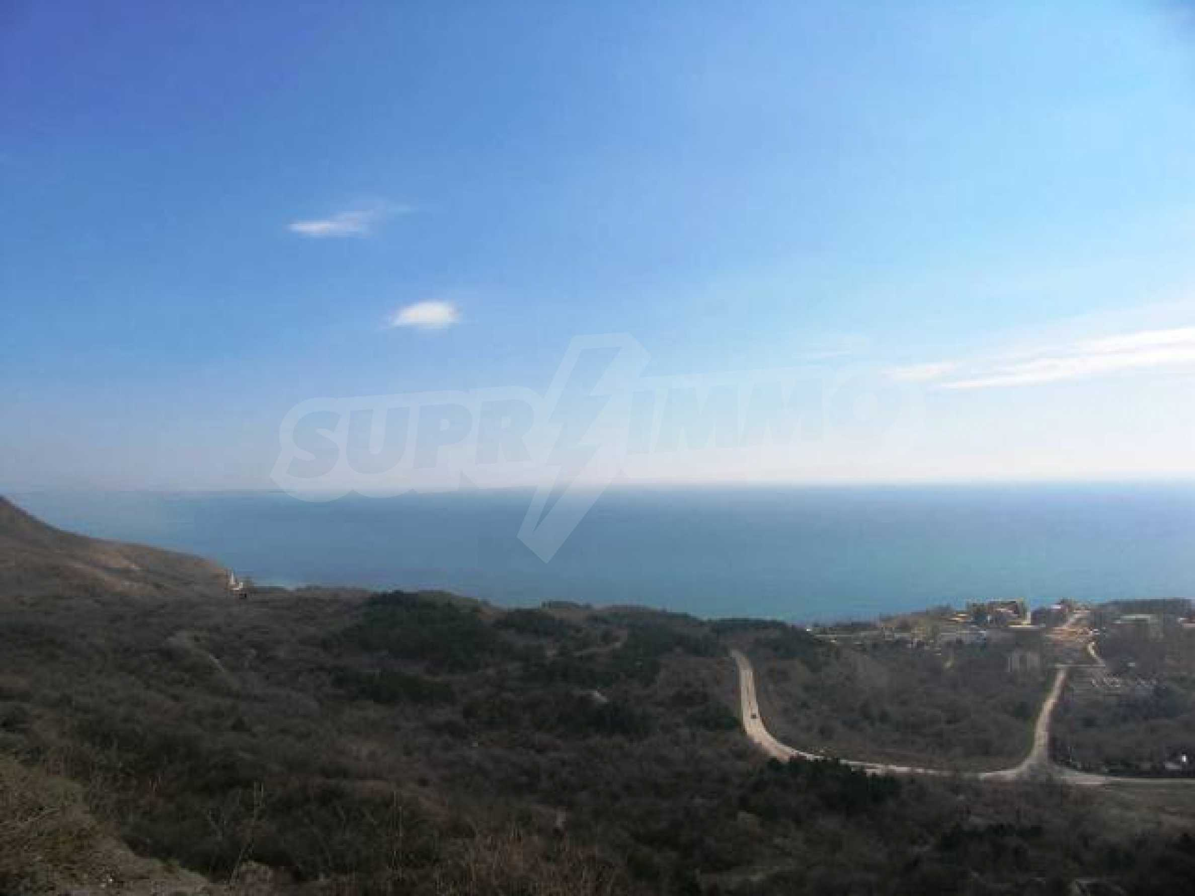 Front-line plot for sale in Bulgarian golf riviera, Topola village 14