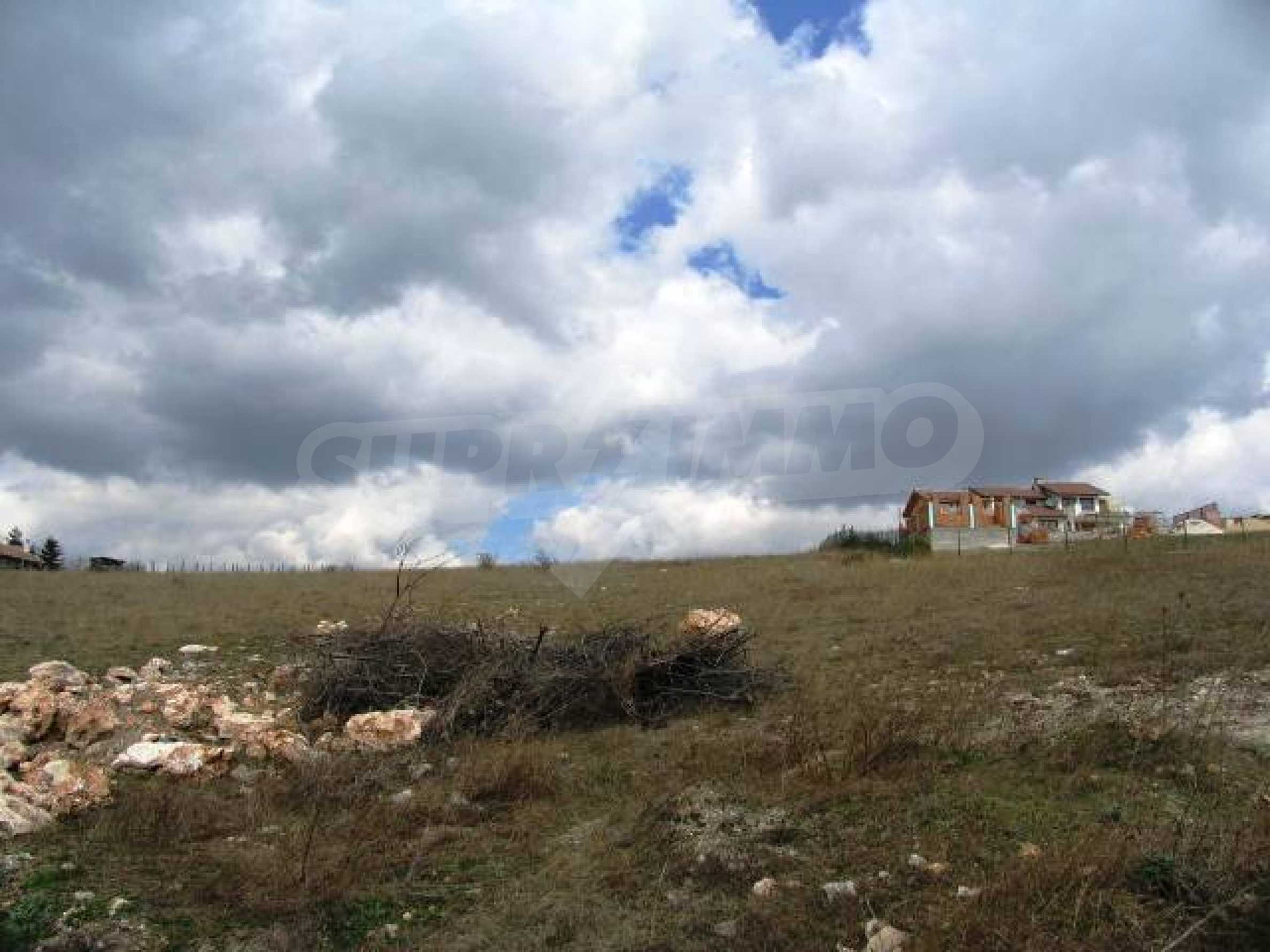 Front-line plot for sale in Bulgarian golf riviera, Topola village 16
