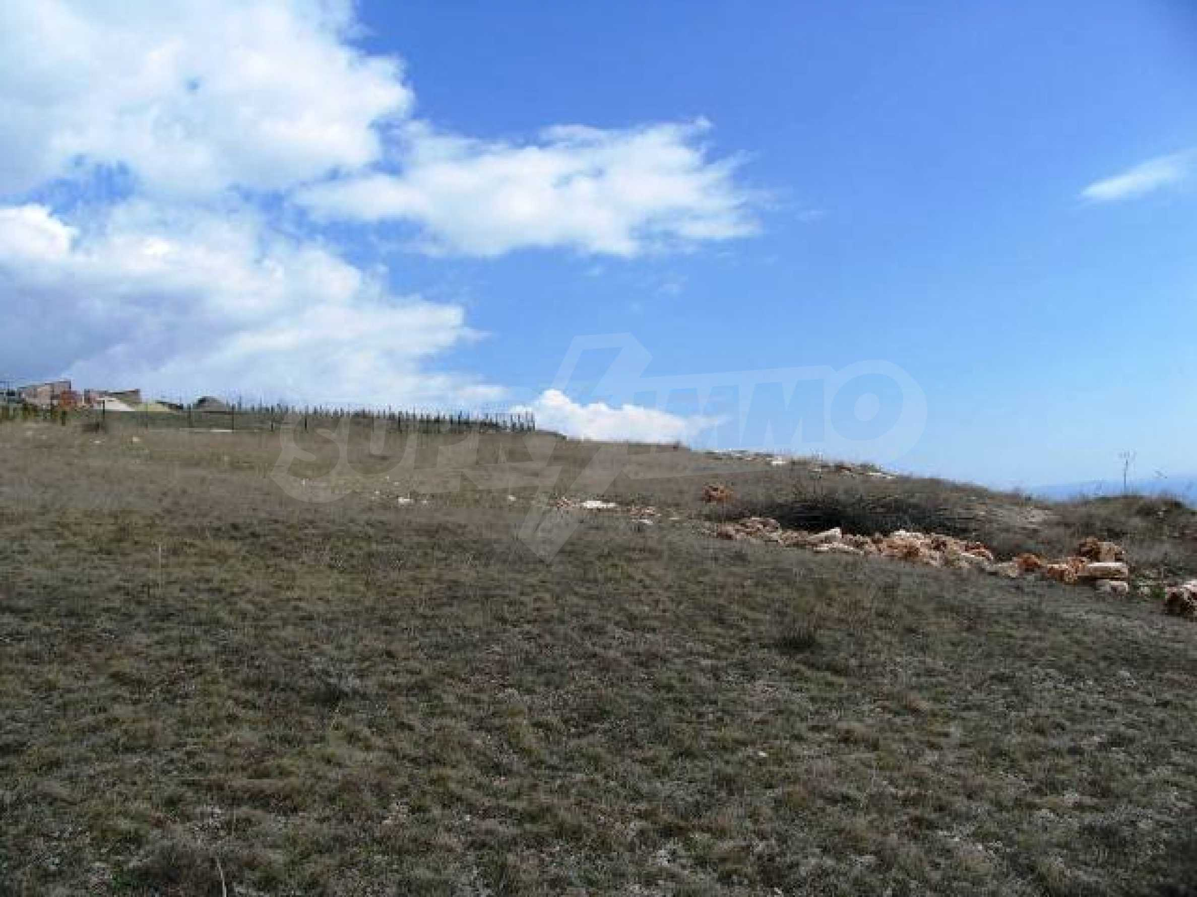 Front-line plot for sale in Bulgarian golf riviera, Topola village 3