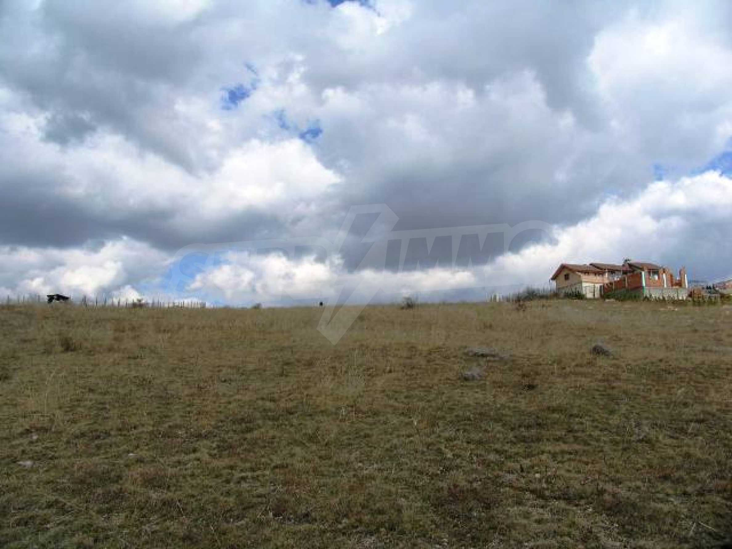 Front-line plot for sale in Bulgarian golf riviera, Topola village 5
