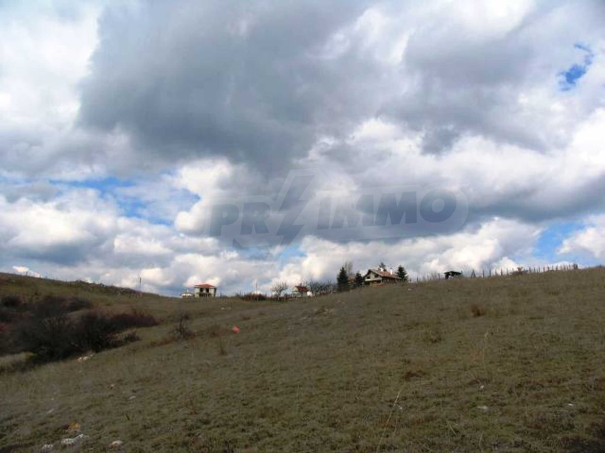 Front-line plot for sale in Bulgarian golf riviera, Topola village 7