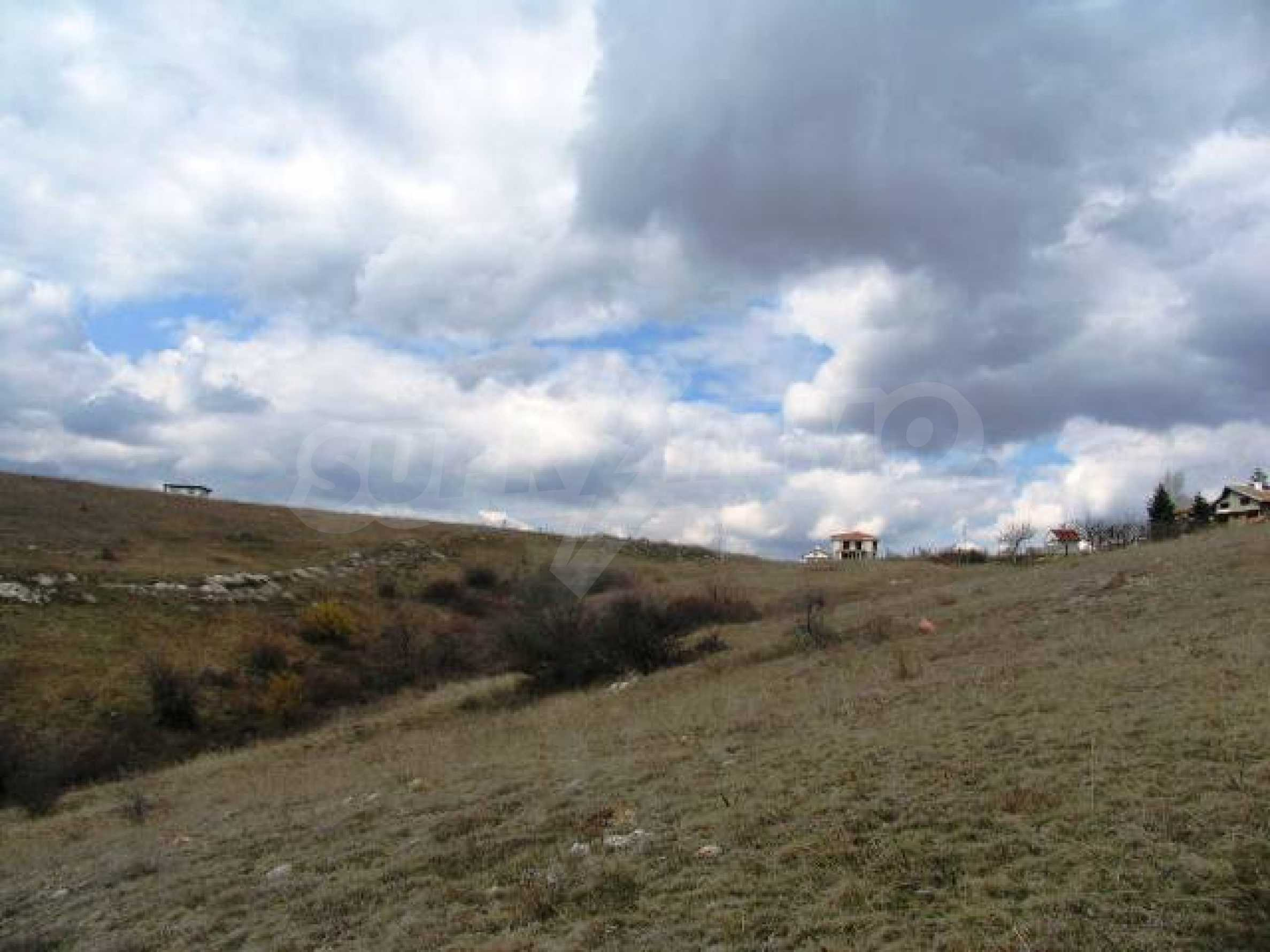 Front-line plot for sale in Bulgarian golf riviera, Topola village 8