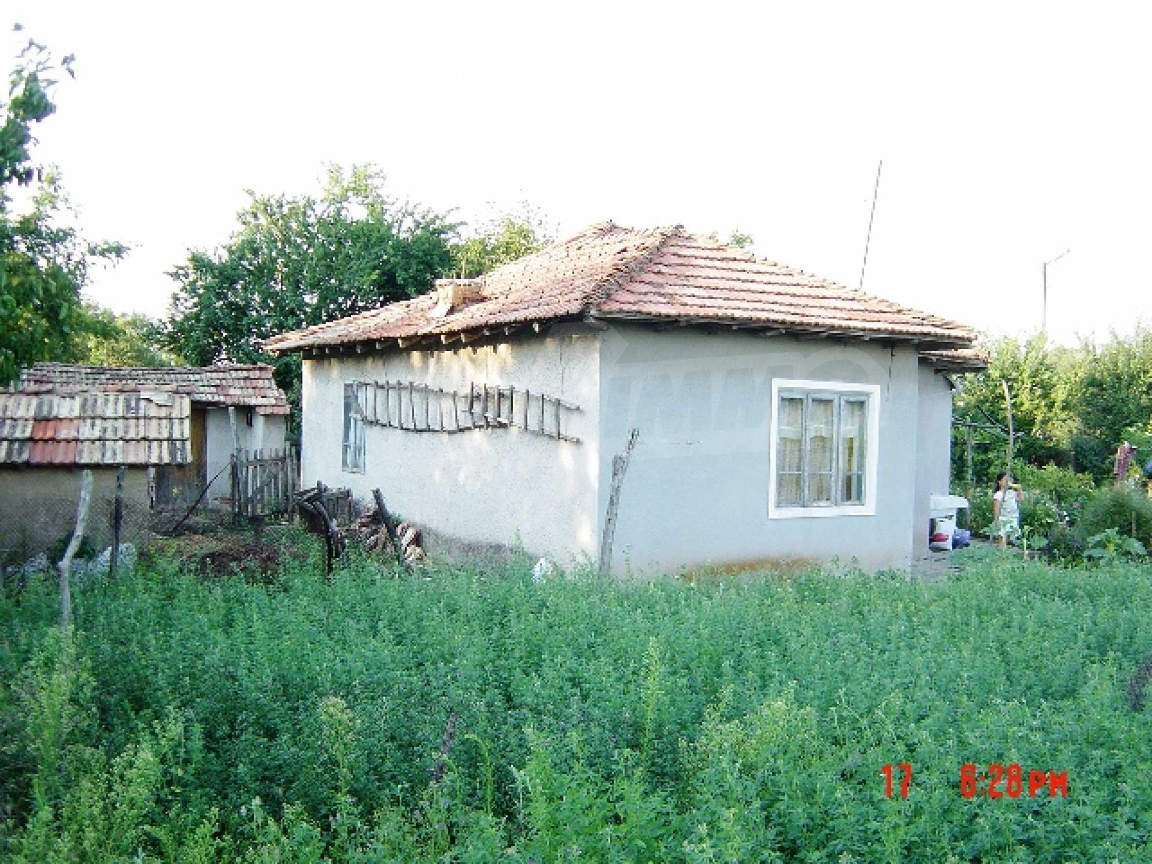 Rural house for sale near General Toshevo 1