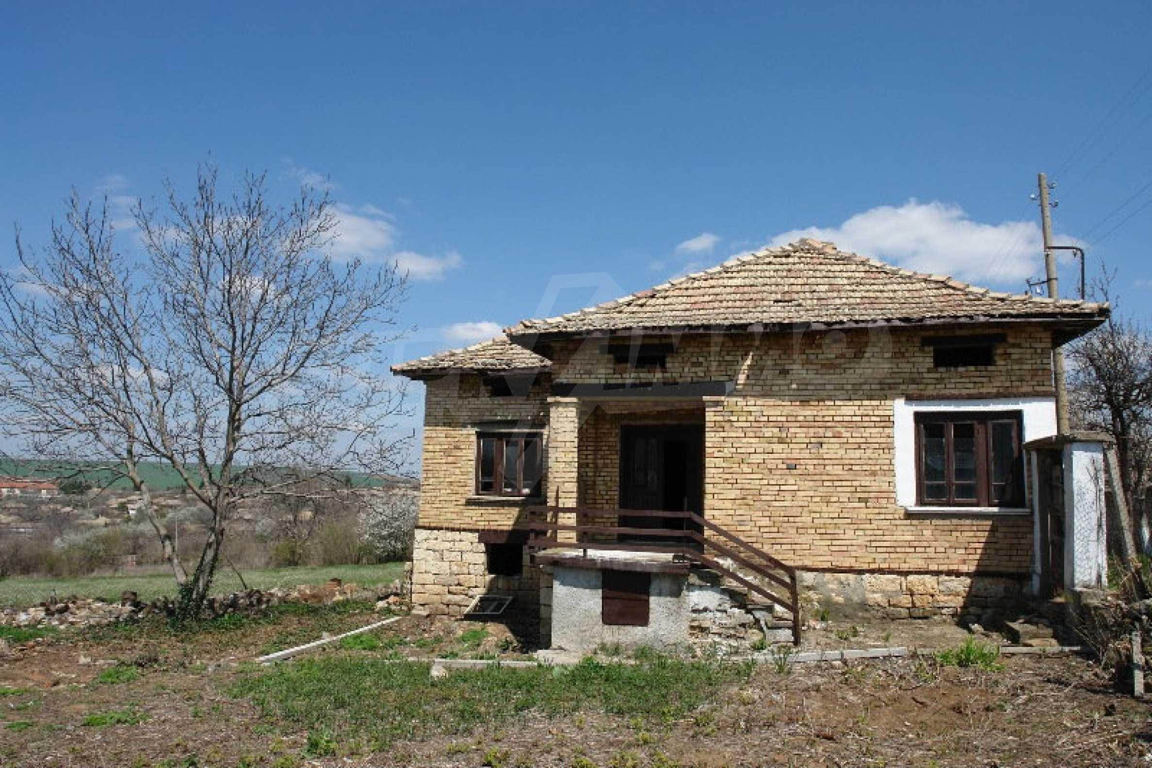 Дом в селе Царь Асен 1