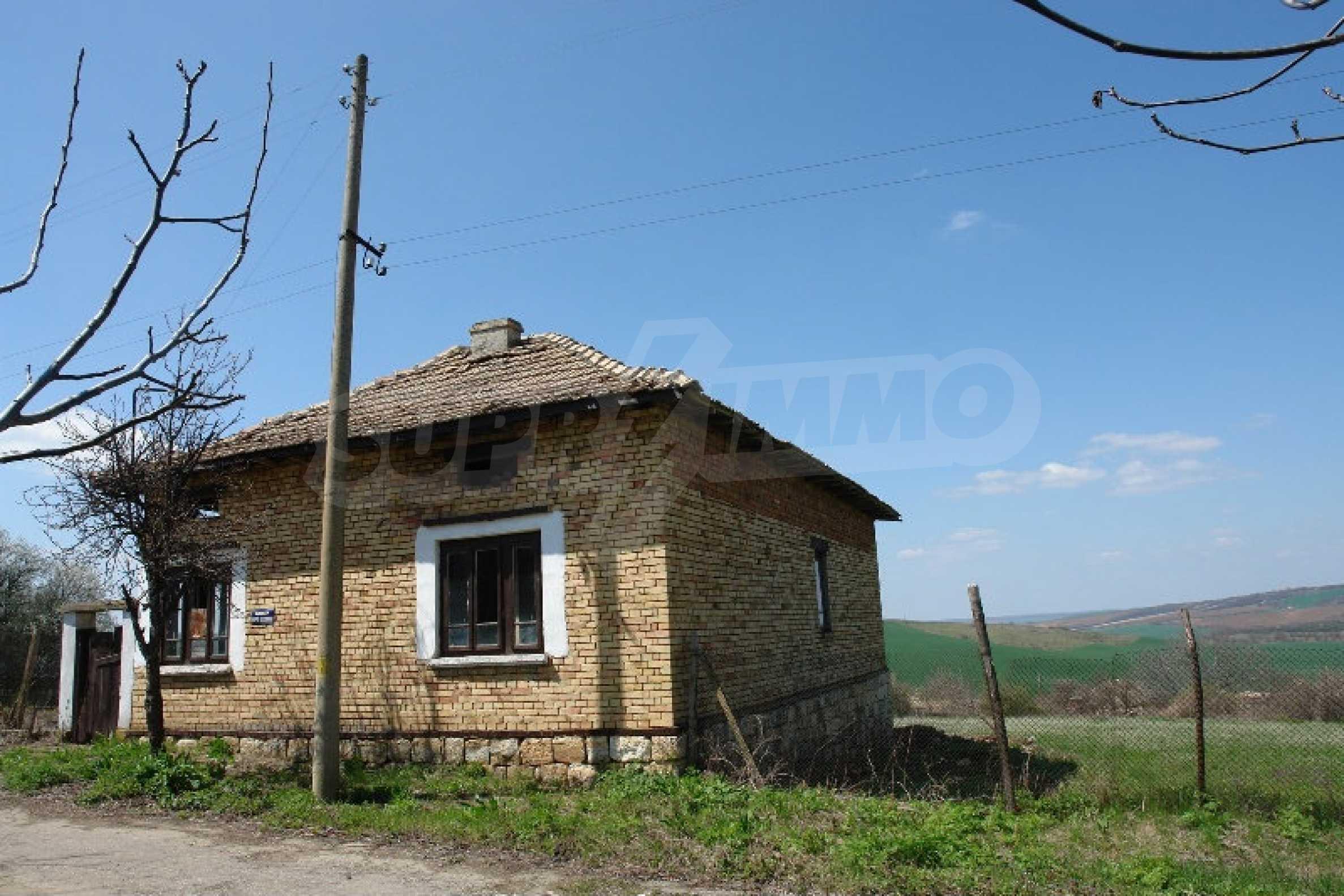 Дом в селе Царь Асен 3