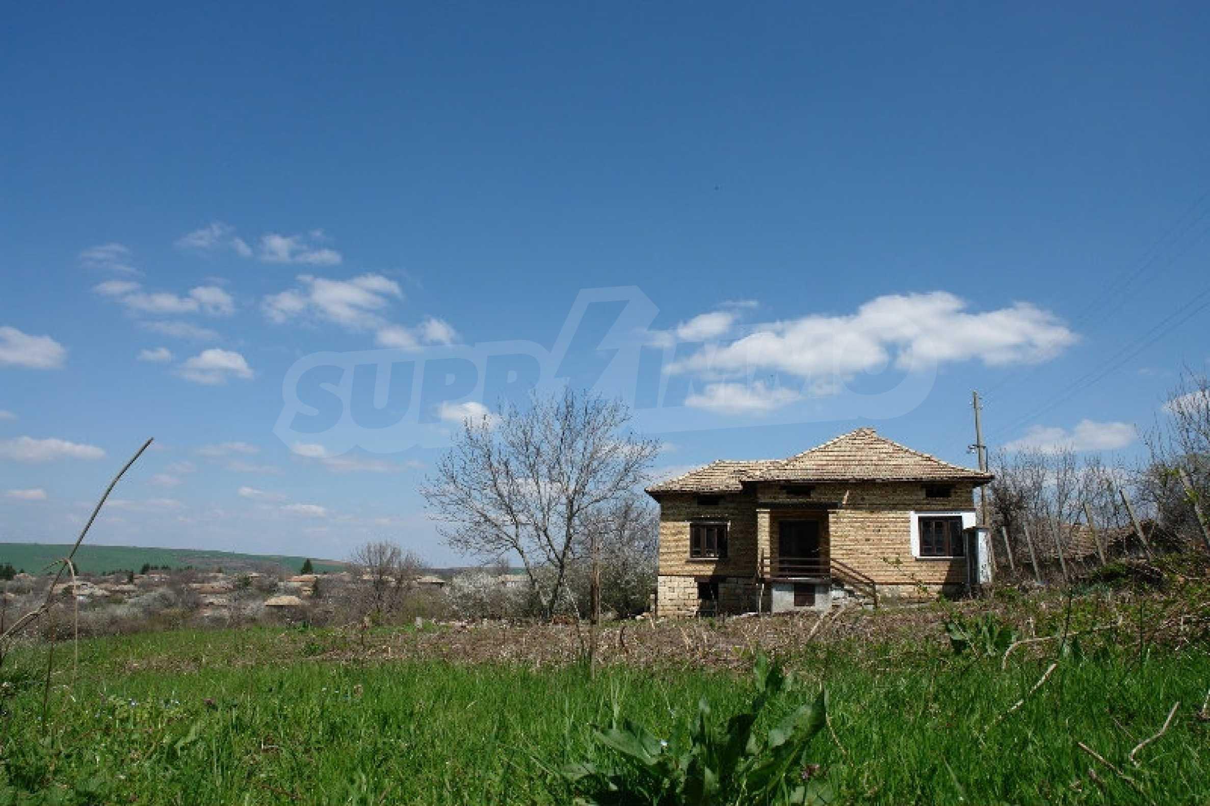 Дом в селе Царь Асен 4