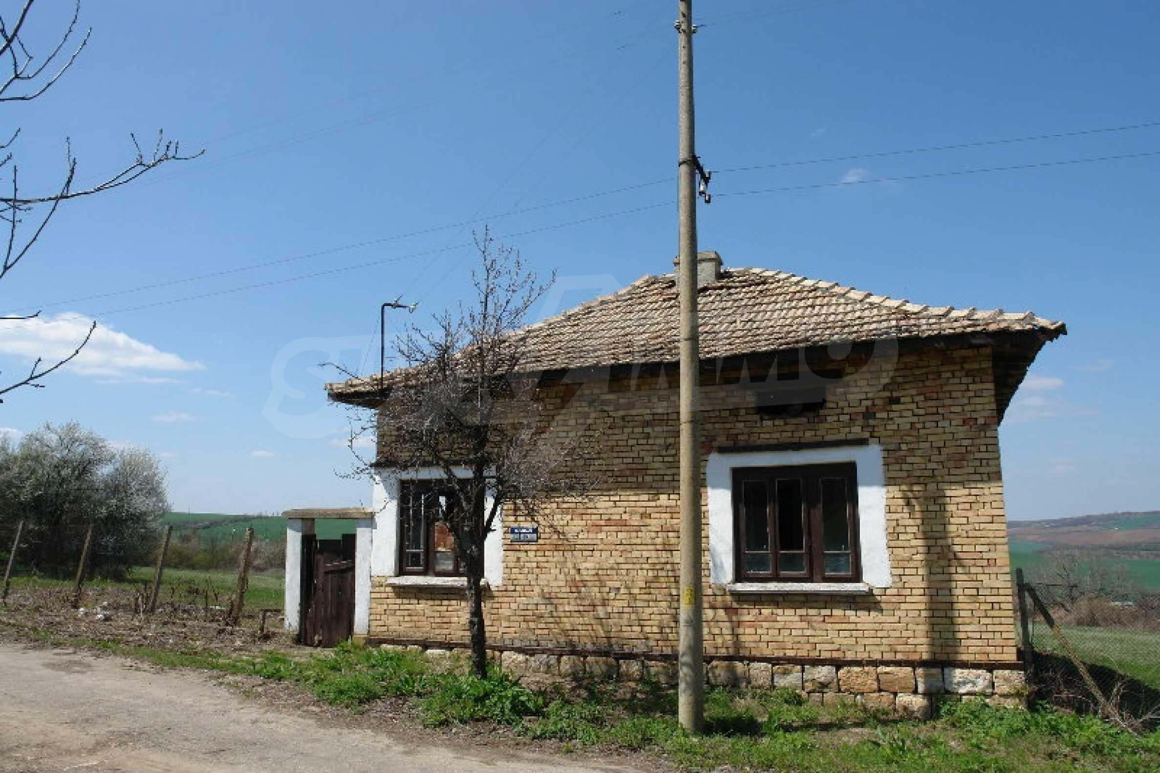Дом в селе Царь Асен 7