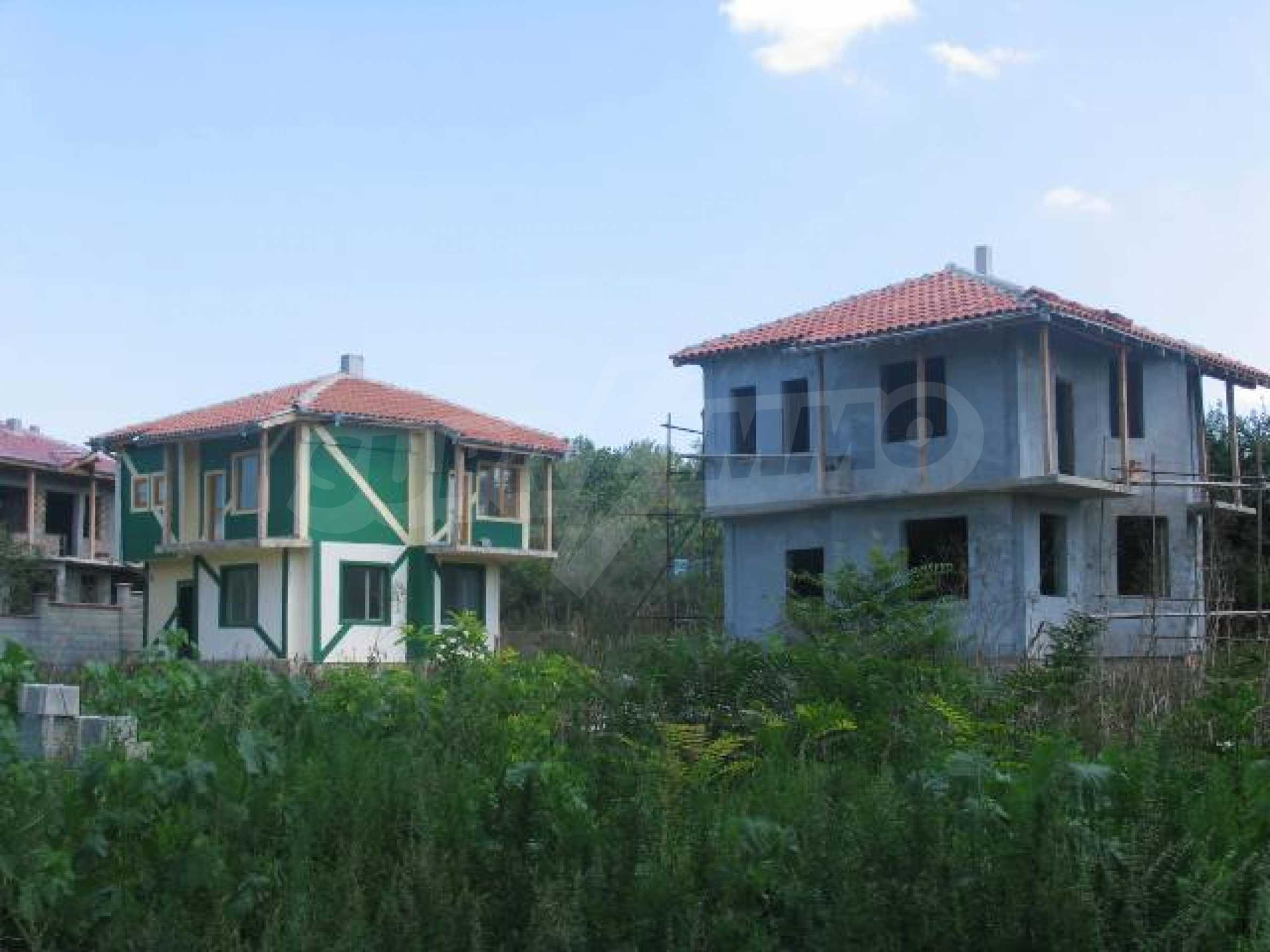 Two family houses in Durankulak village