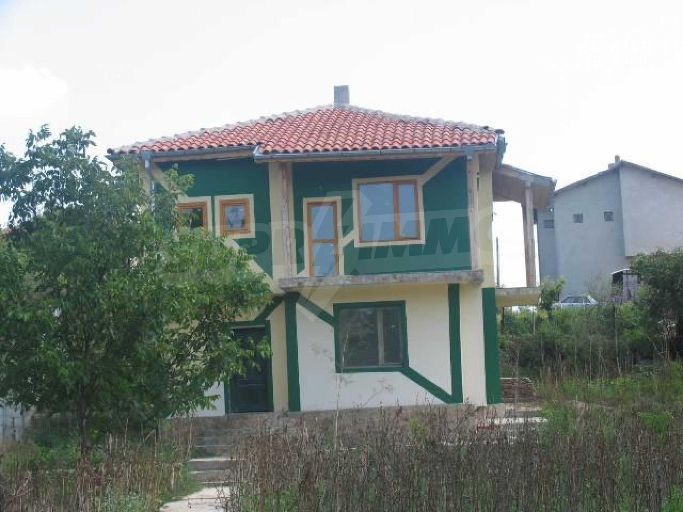 Two family houses in Durankulak village 1