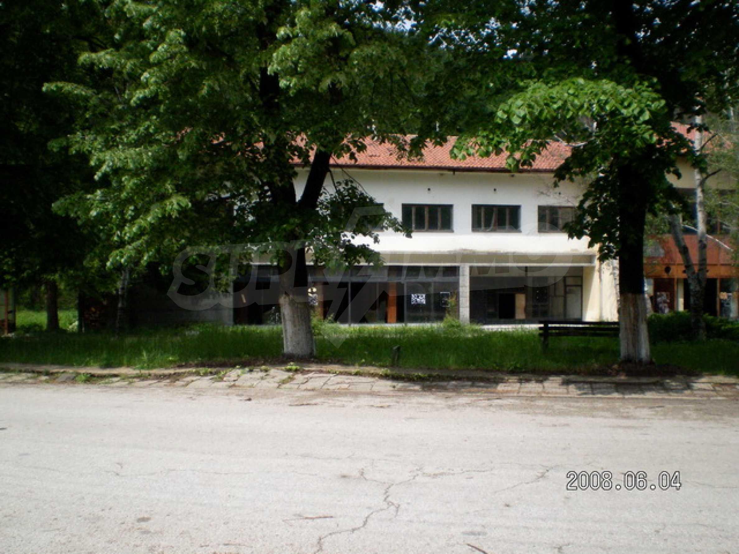 Мотел-ресторант на главен път Велико Търново-Габрово 2