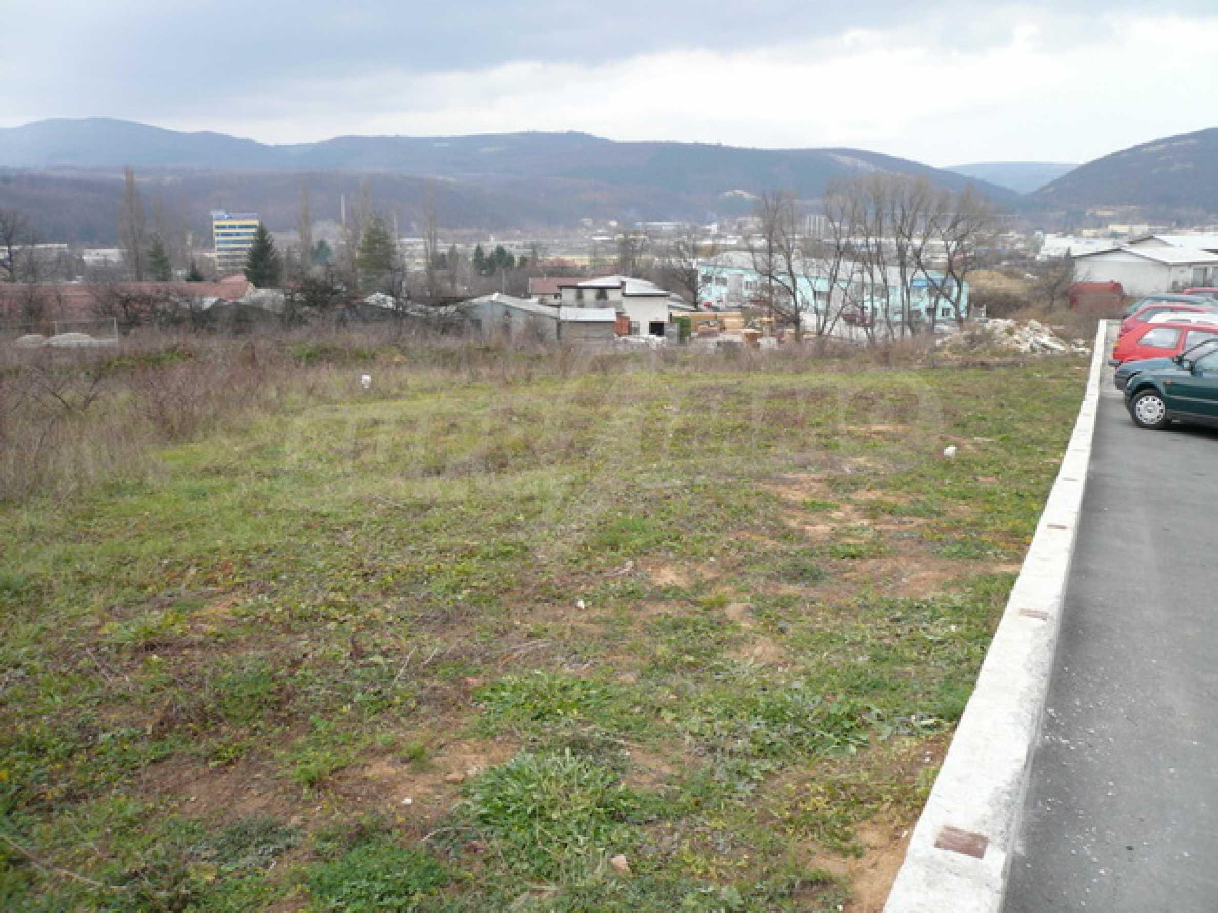 Парцел в промишлената зона на гр. Габрово 2