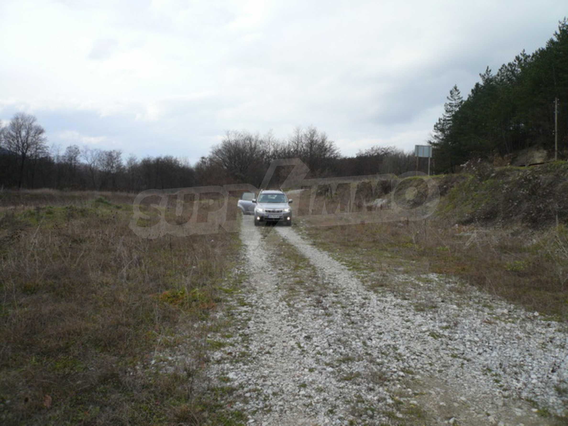 Grundstück in der Nähe der Hauptstraße Gabrovo-Sevlievo 4