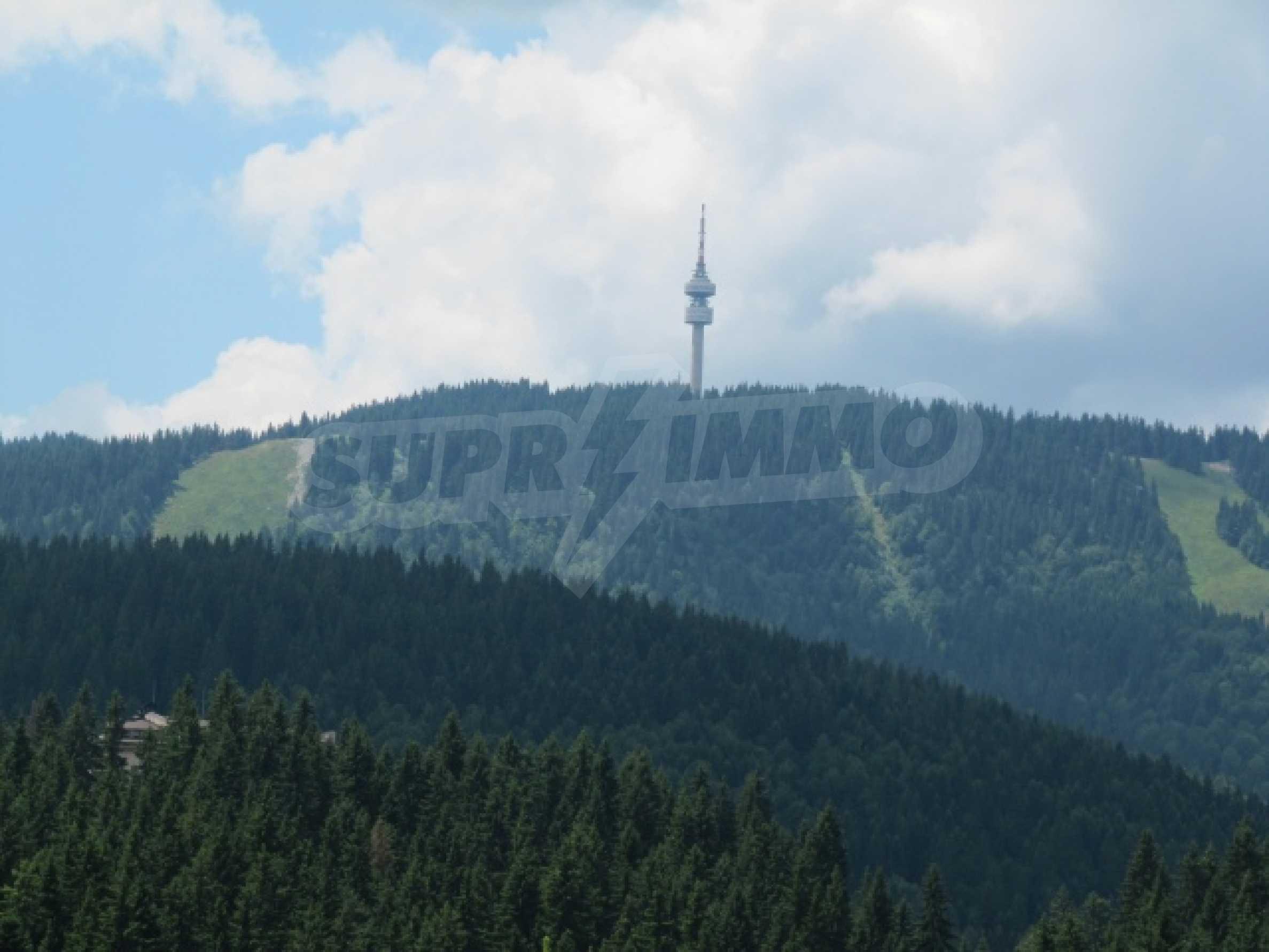 Студио близо до центъра на популярен ски курорт  16