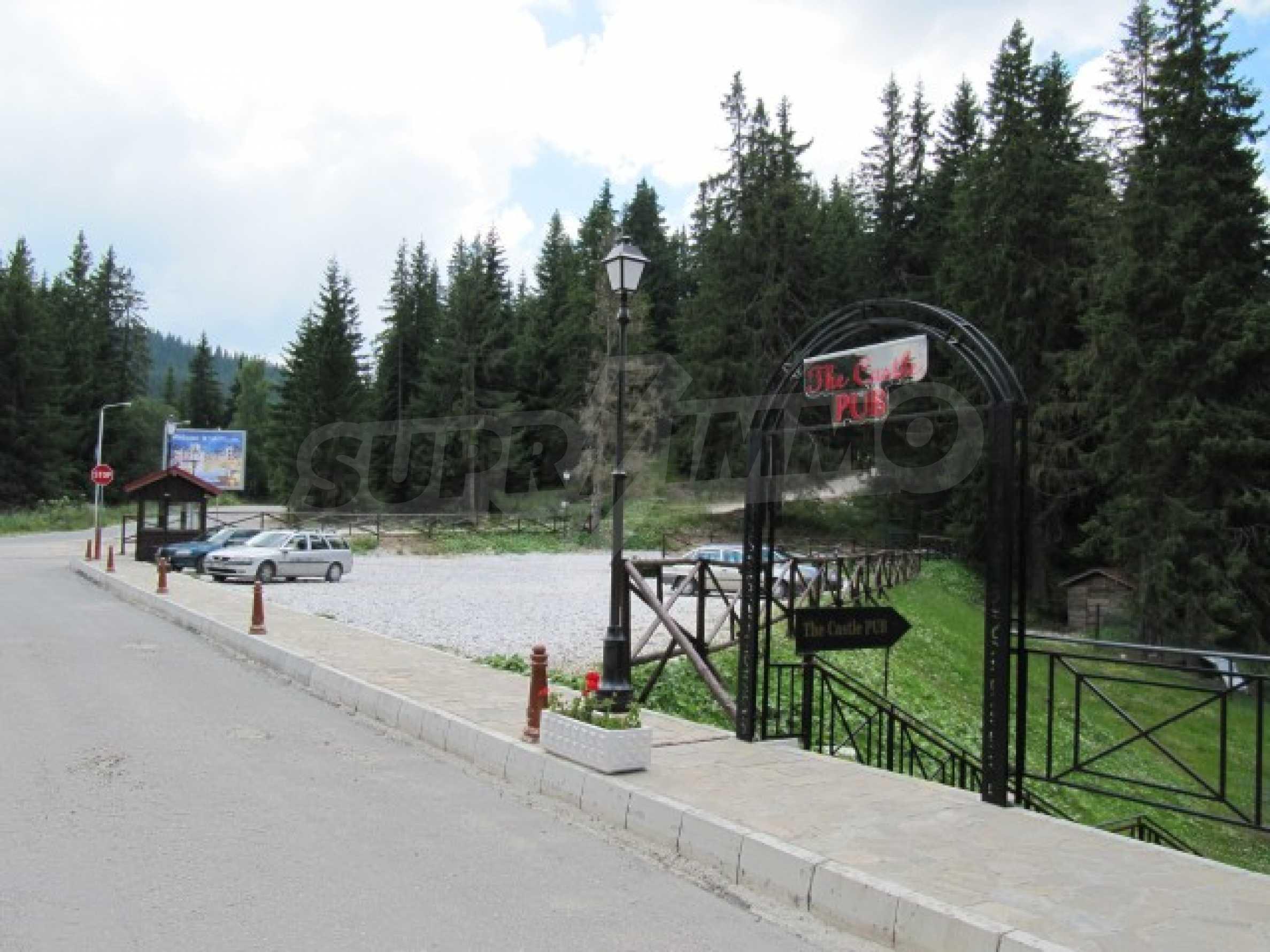 Студио близо до центъра на популярен ски курорт  2