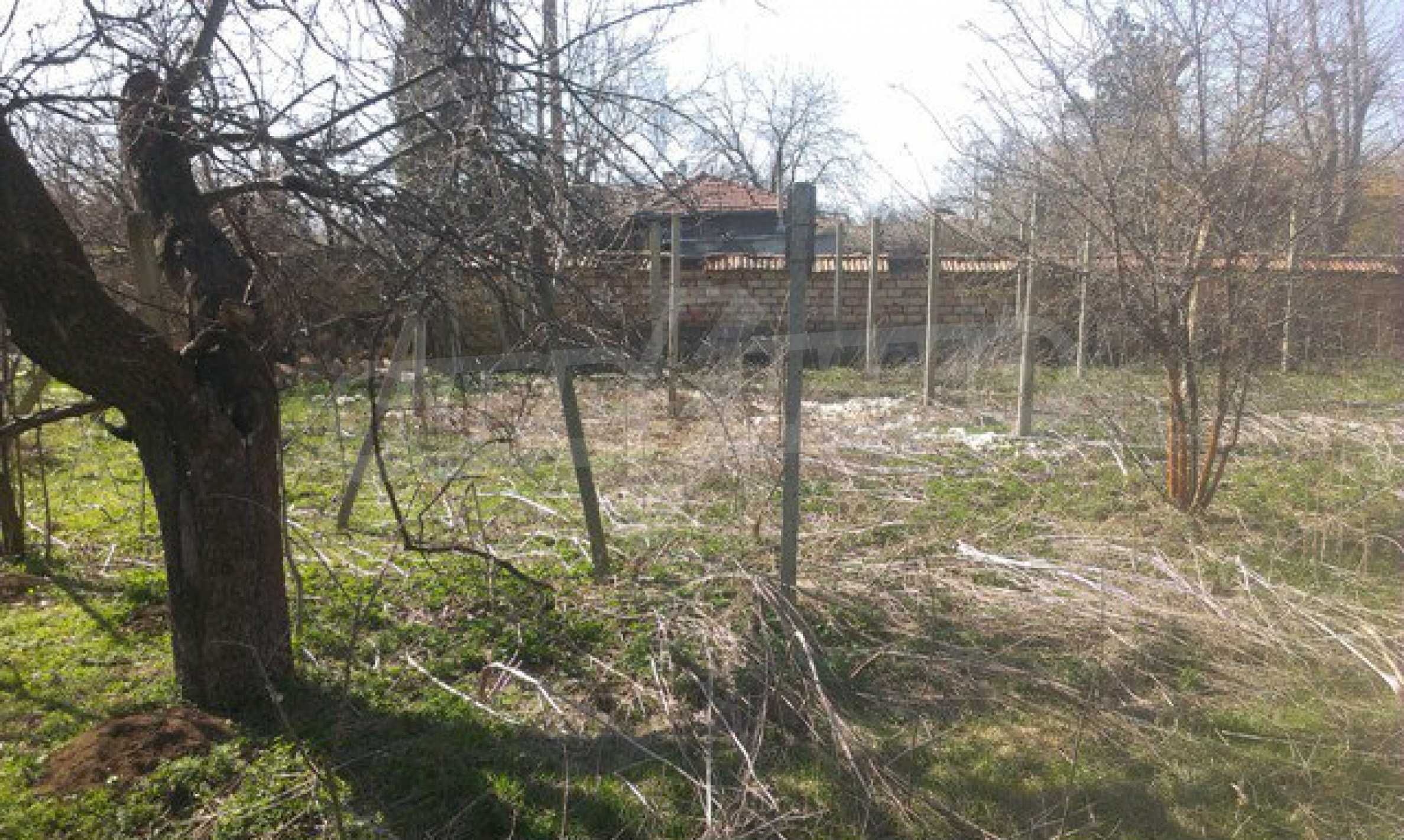 Two-storey village house with 1400 sq.m. yard 13