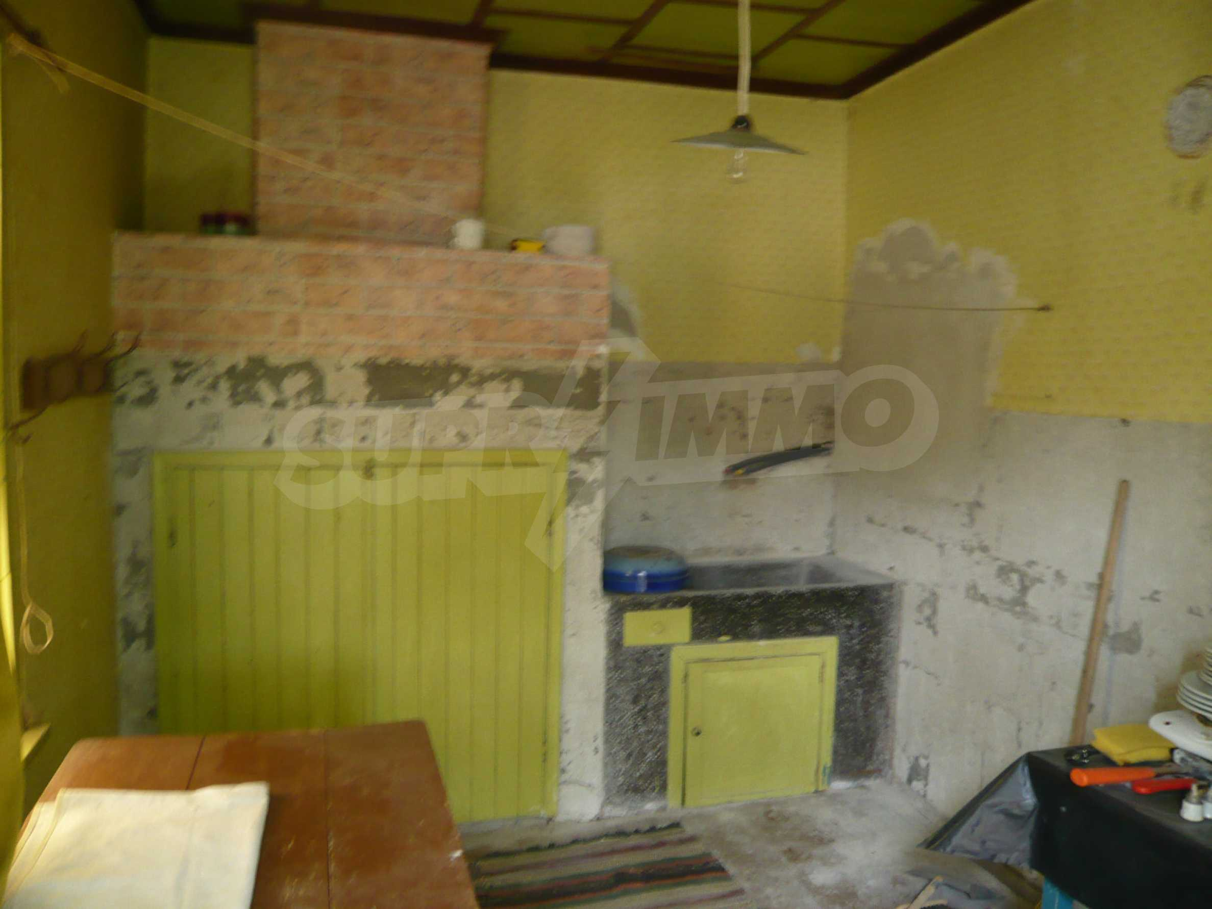 House with spacious garden in a well developed village near Veliko Tarnovo 10