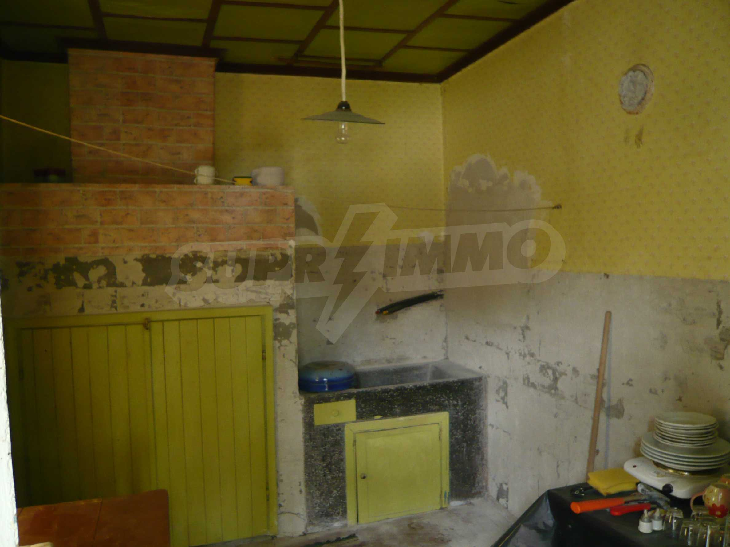 House with spacious garden in a well developed village near Veliko Tarnovo 11