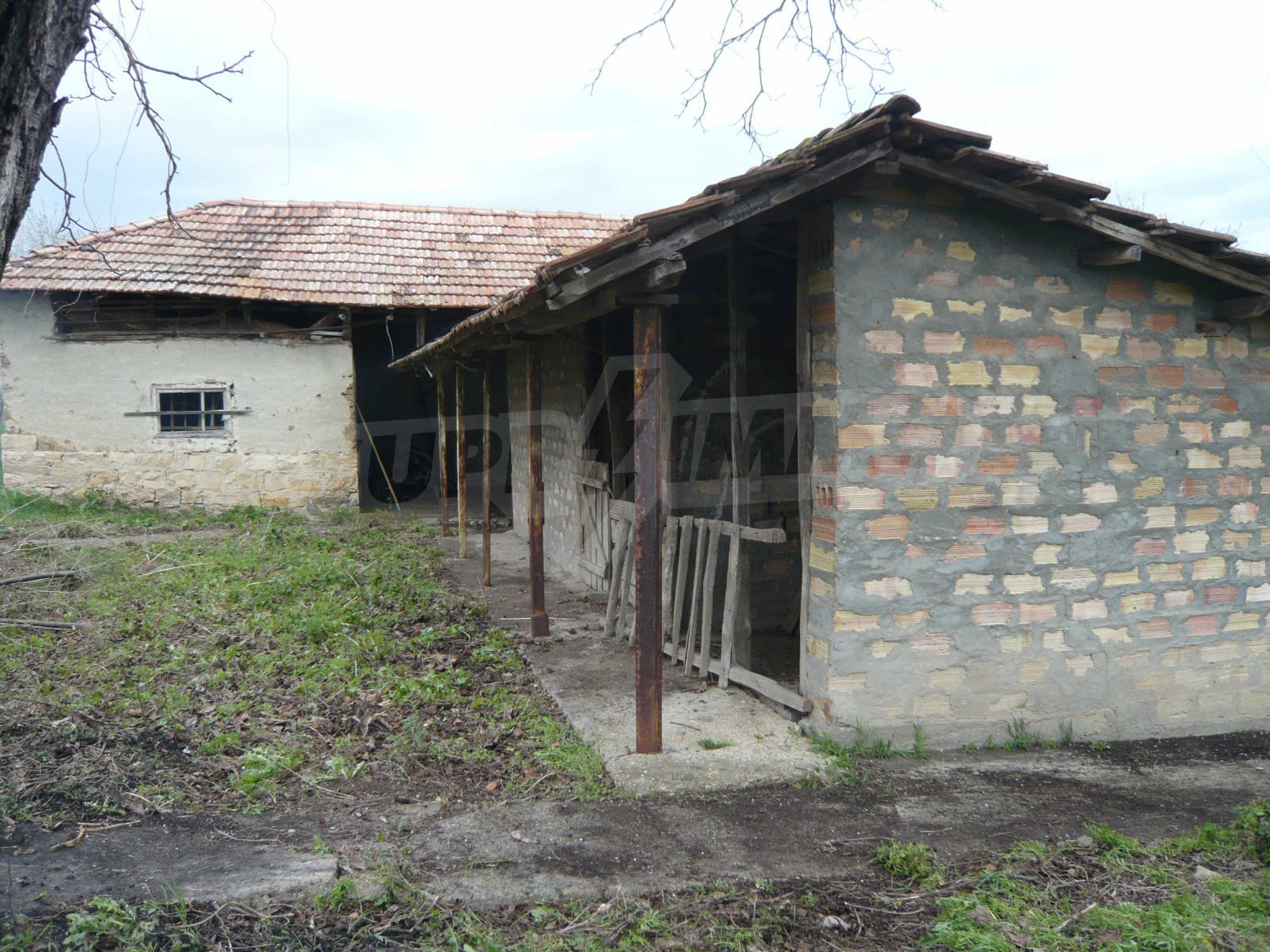 House with spacious garden in a well developed village near Veliko Tarnovo 50