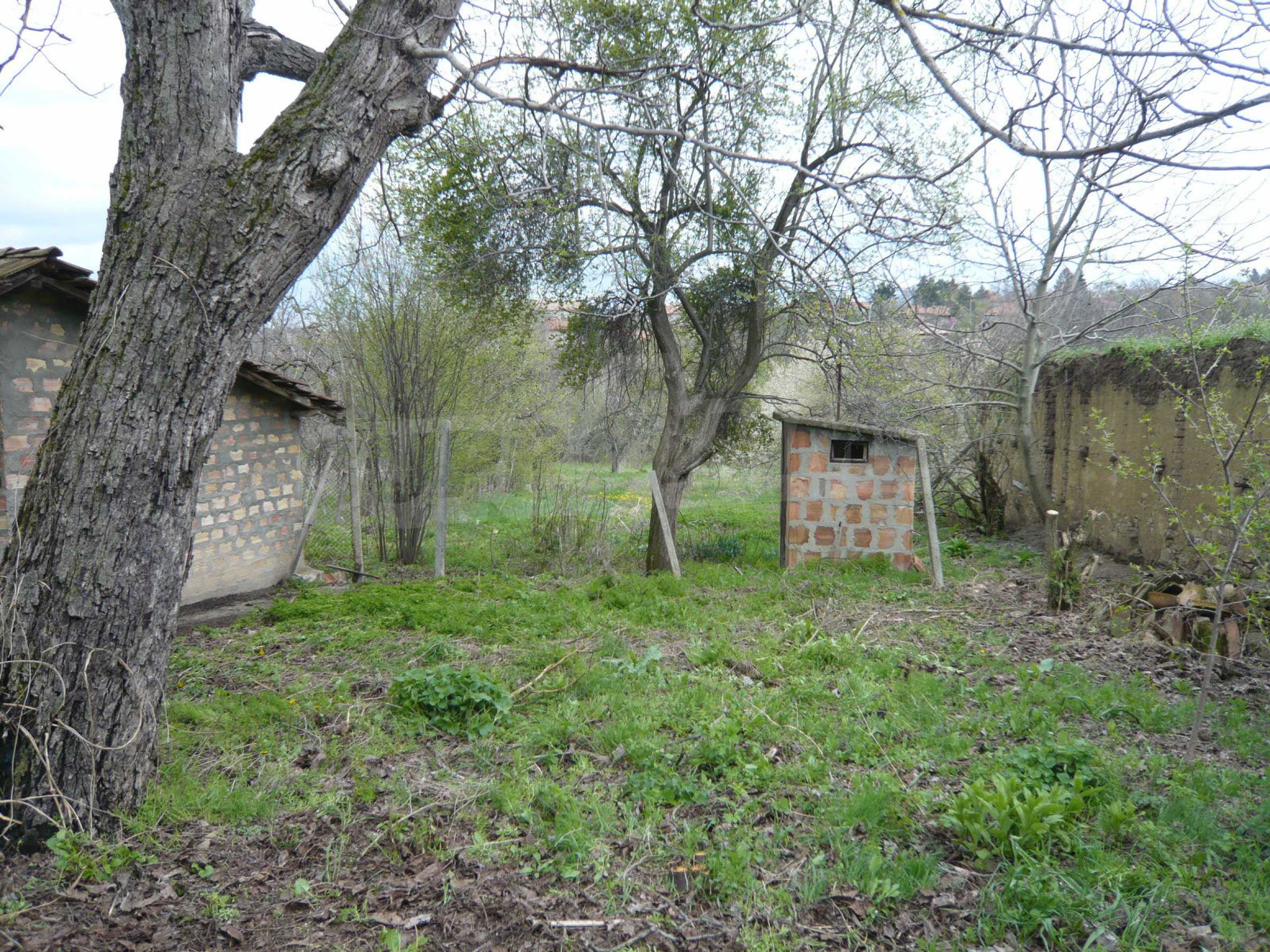 House with spacious garden in a well developed village near Veliko Tarnovo 51