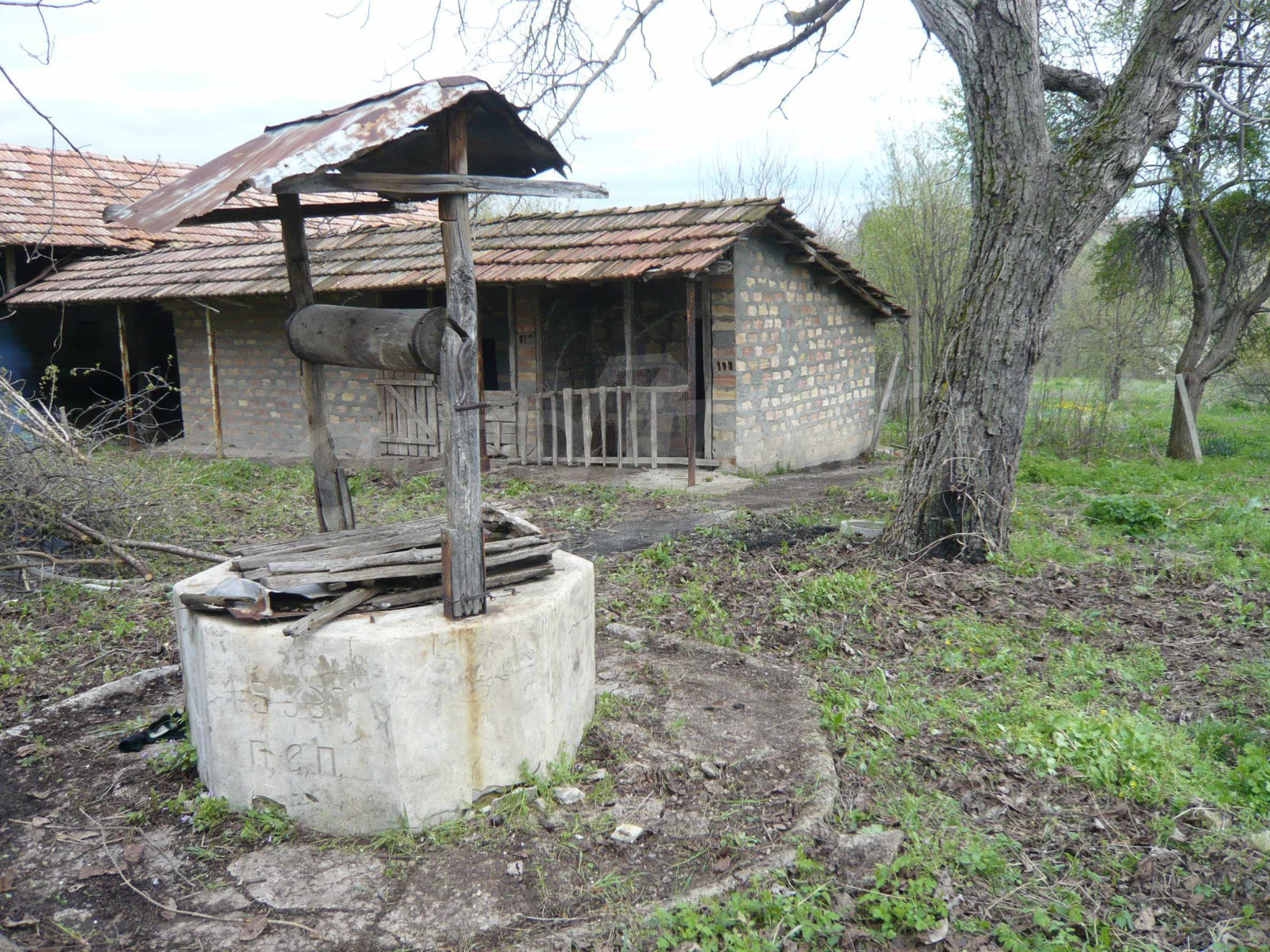 House with spacious garden in a well developed village near Veliko Tarnovo 52