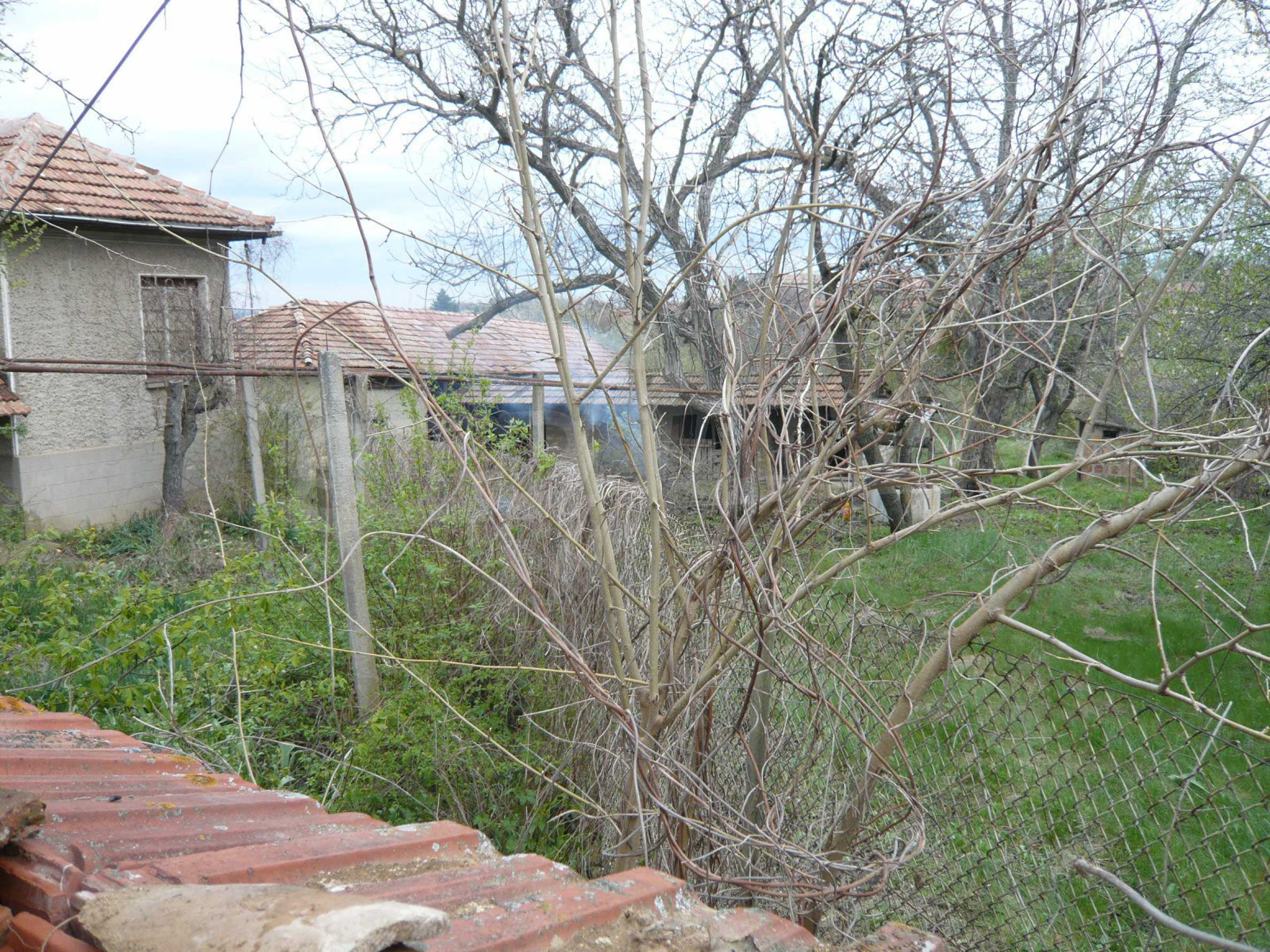 House with spacious garden in a well developed village near Veliko Tarnovo 55