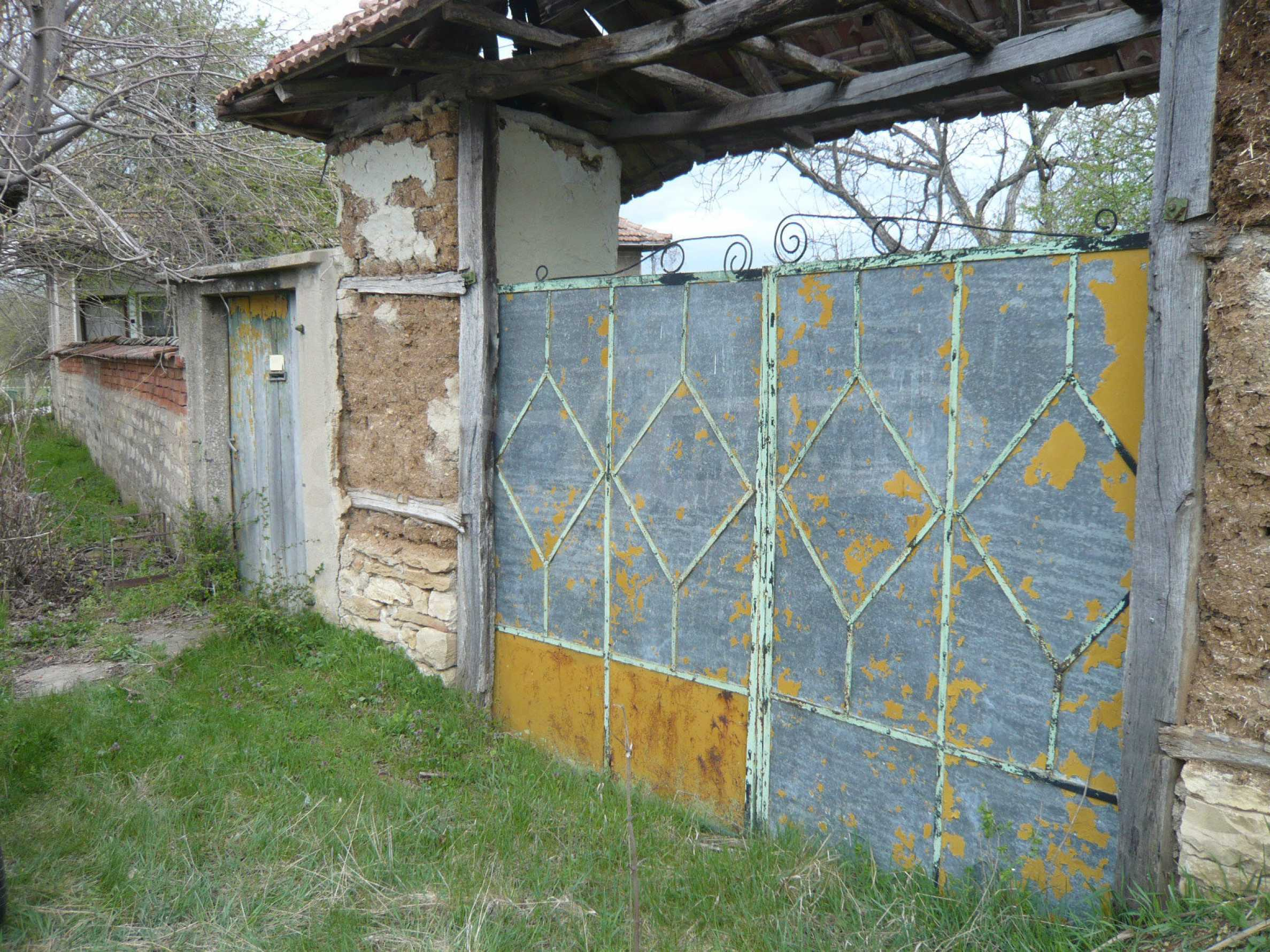 House with spacious garden in a well developed village near Veliko Tarnovo 57