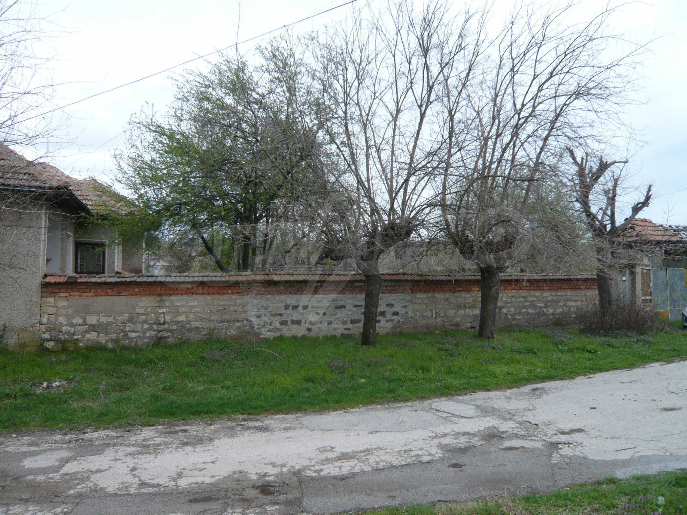 House with spacious garden in a well developed village near Veliko Tarnovo 60