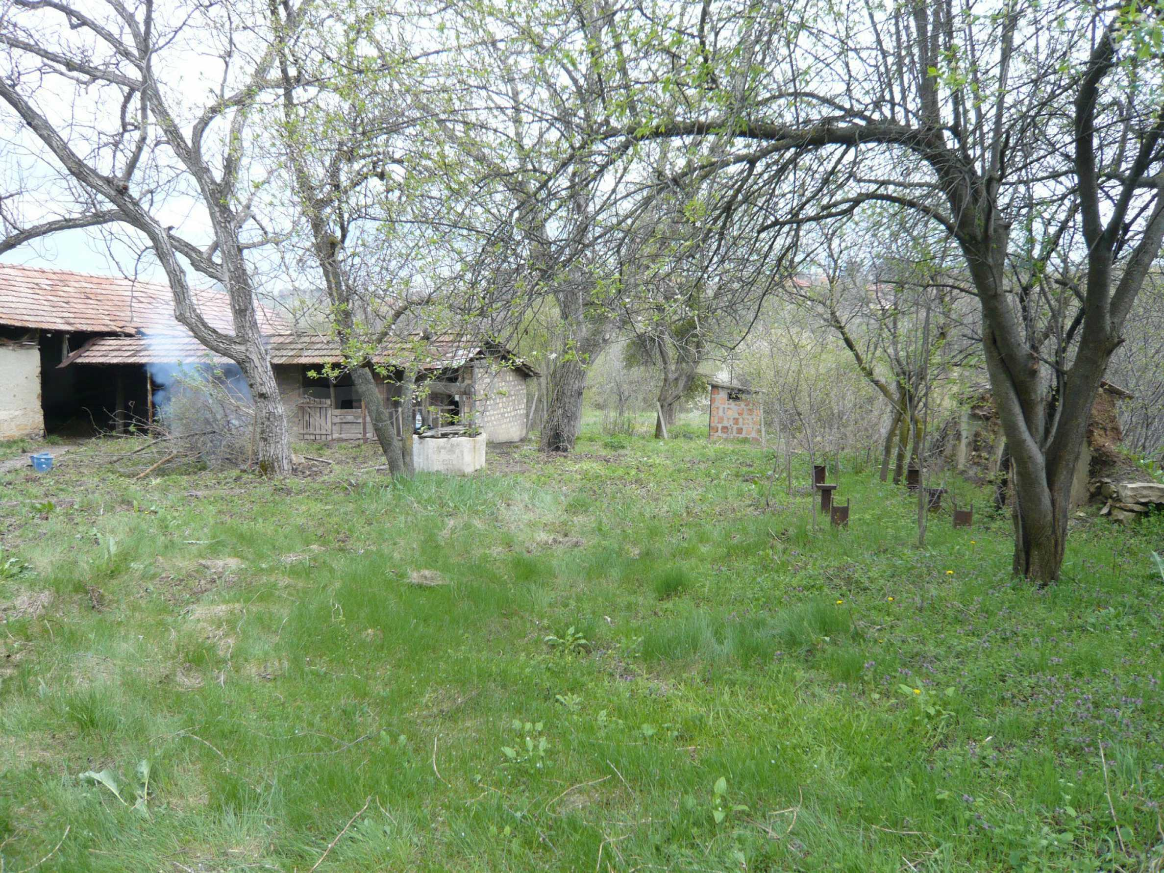 House with spacious garden in a well developed village near Veliko Tarnovo 64