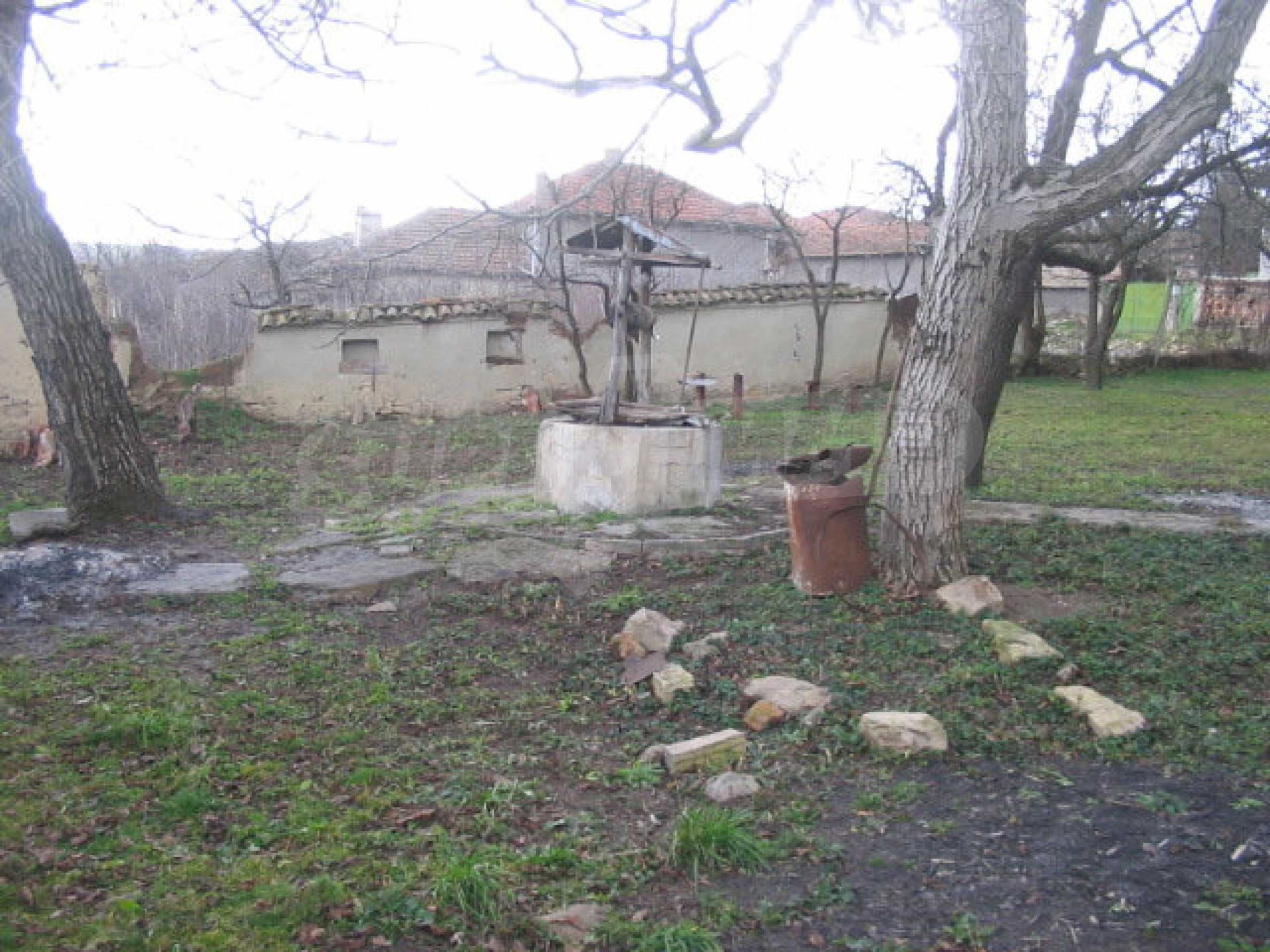 House with spacious garden in a well developed village near Veliko Tarnovo 66
