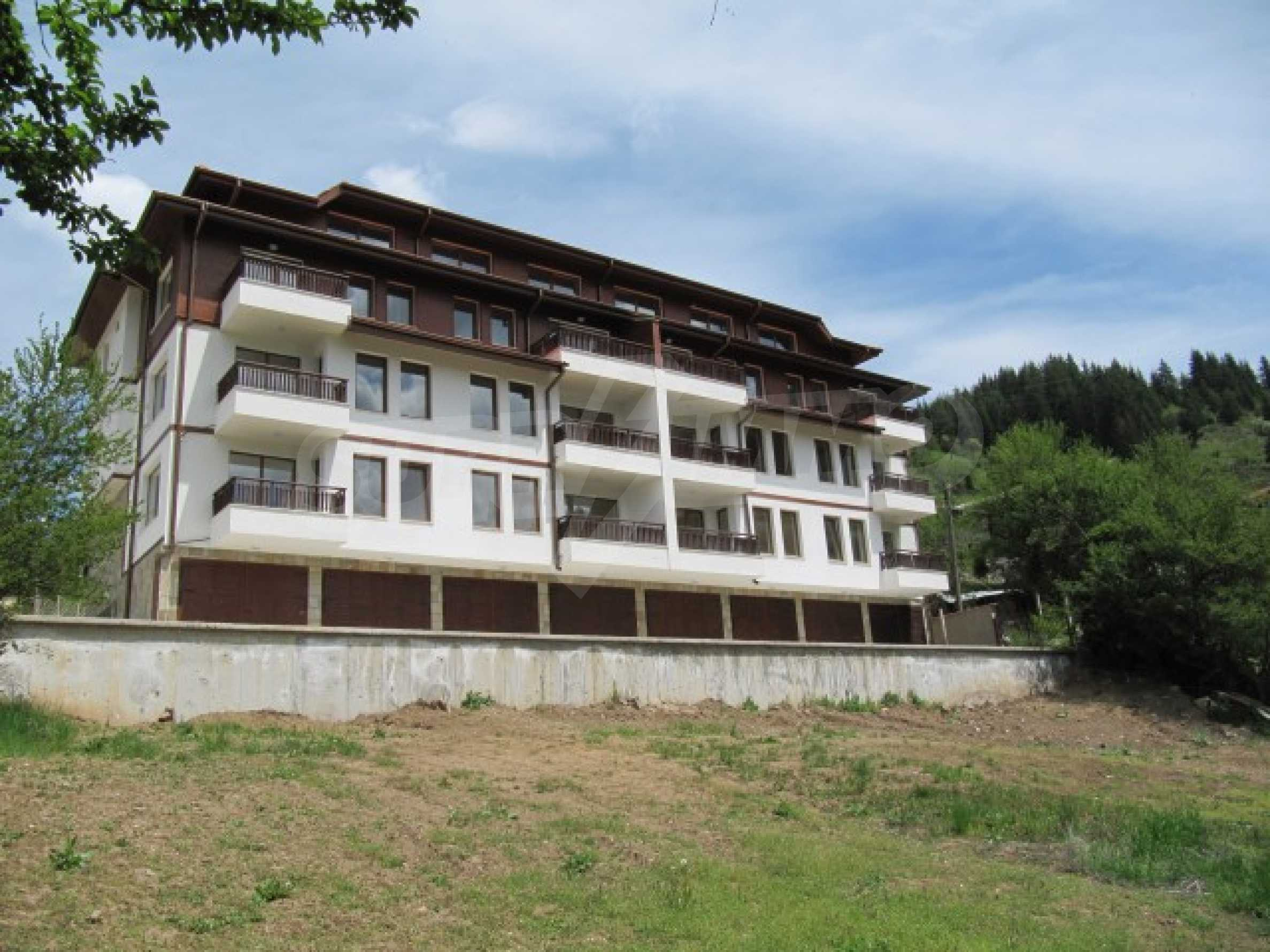 One bedroom apartment in a beautiful area