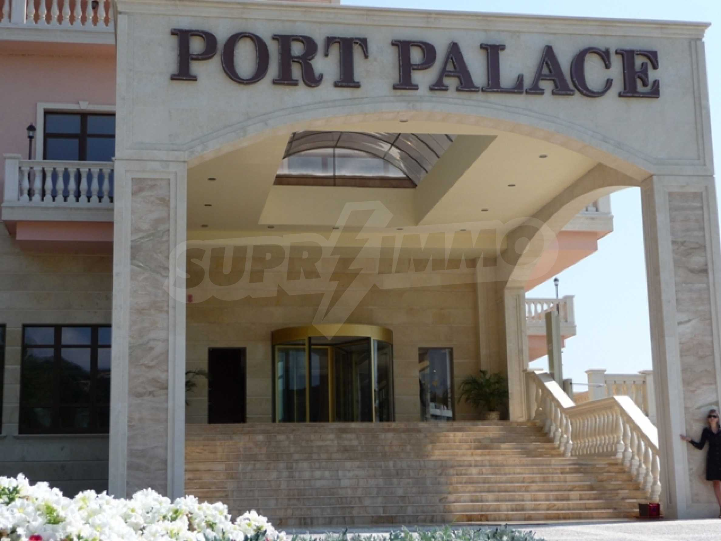2-bedroom apartment in Port Palace  3