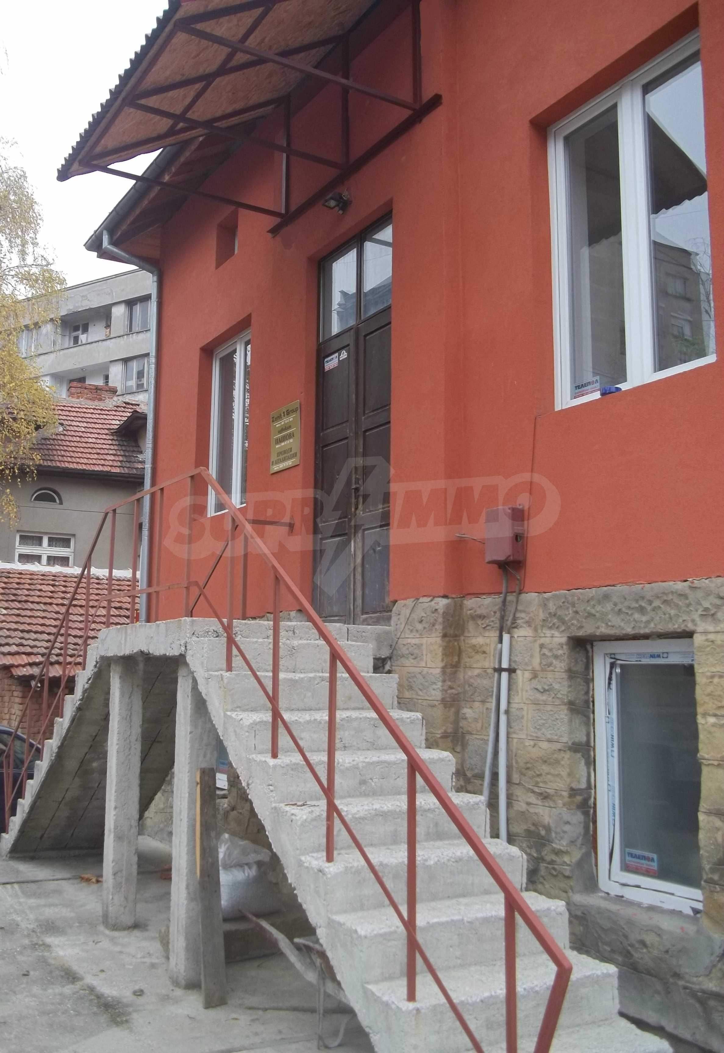 Renovated three-storey house in the center of Gabrovo 1